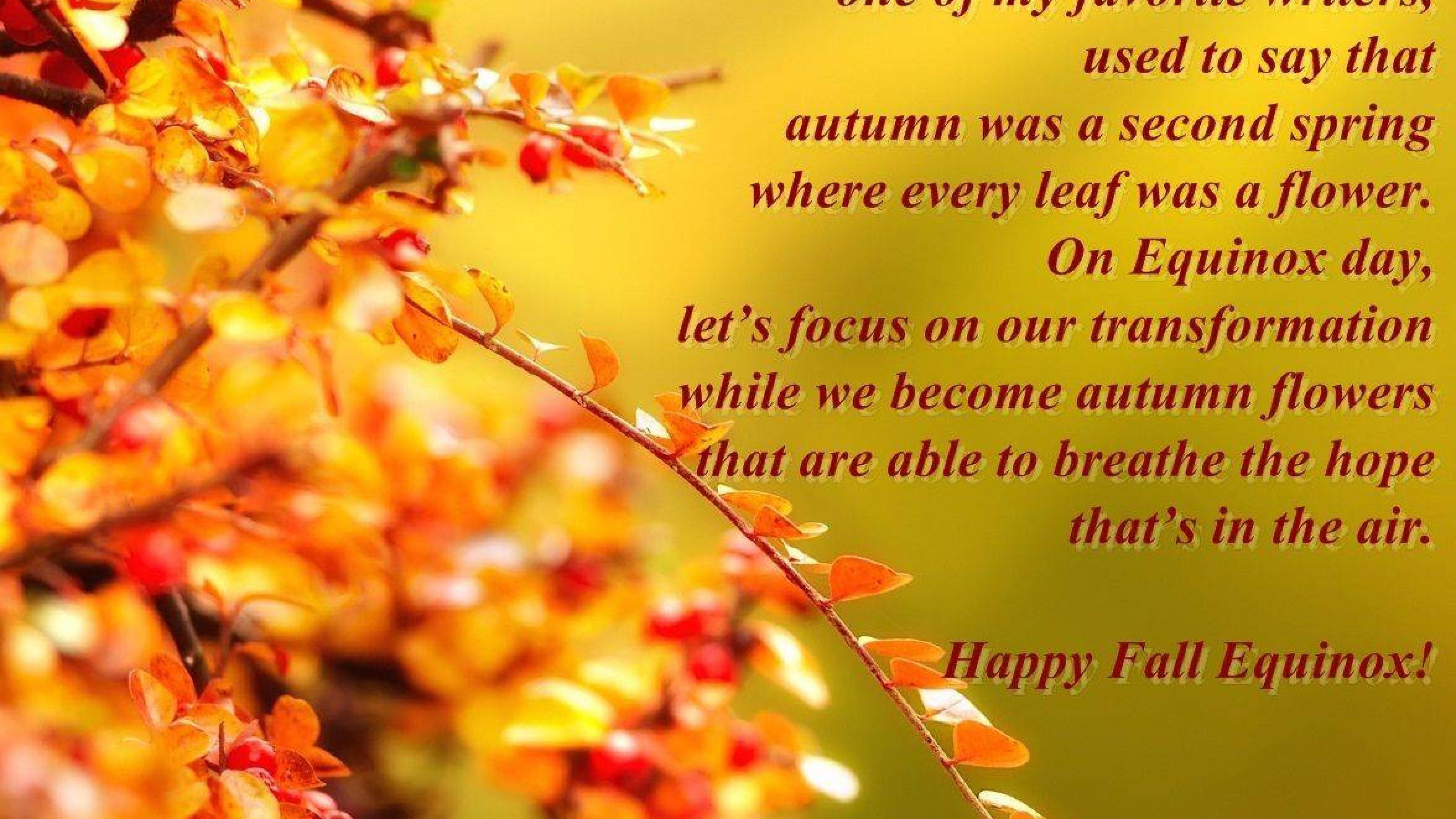autumn inspirational wallpaper