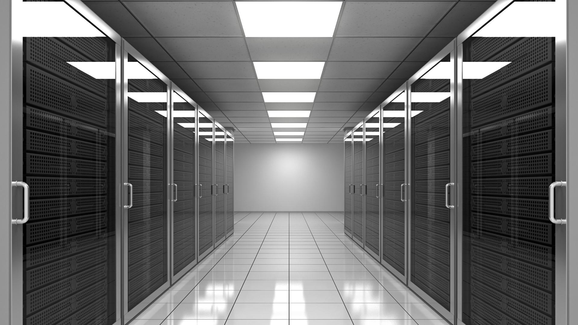 data Center, Server, Technology, Network, Computer Wallpapers HD / Desktop  and Mobile Backgrounds