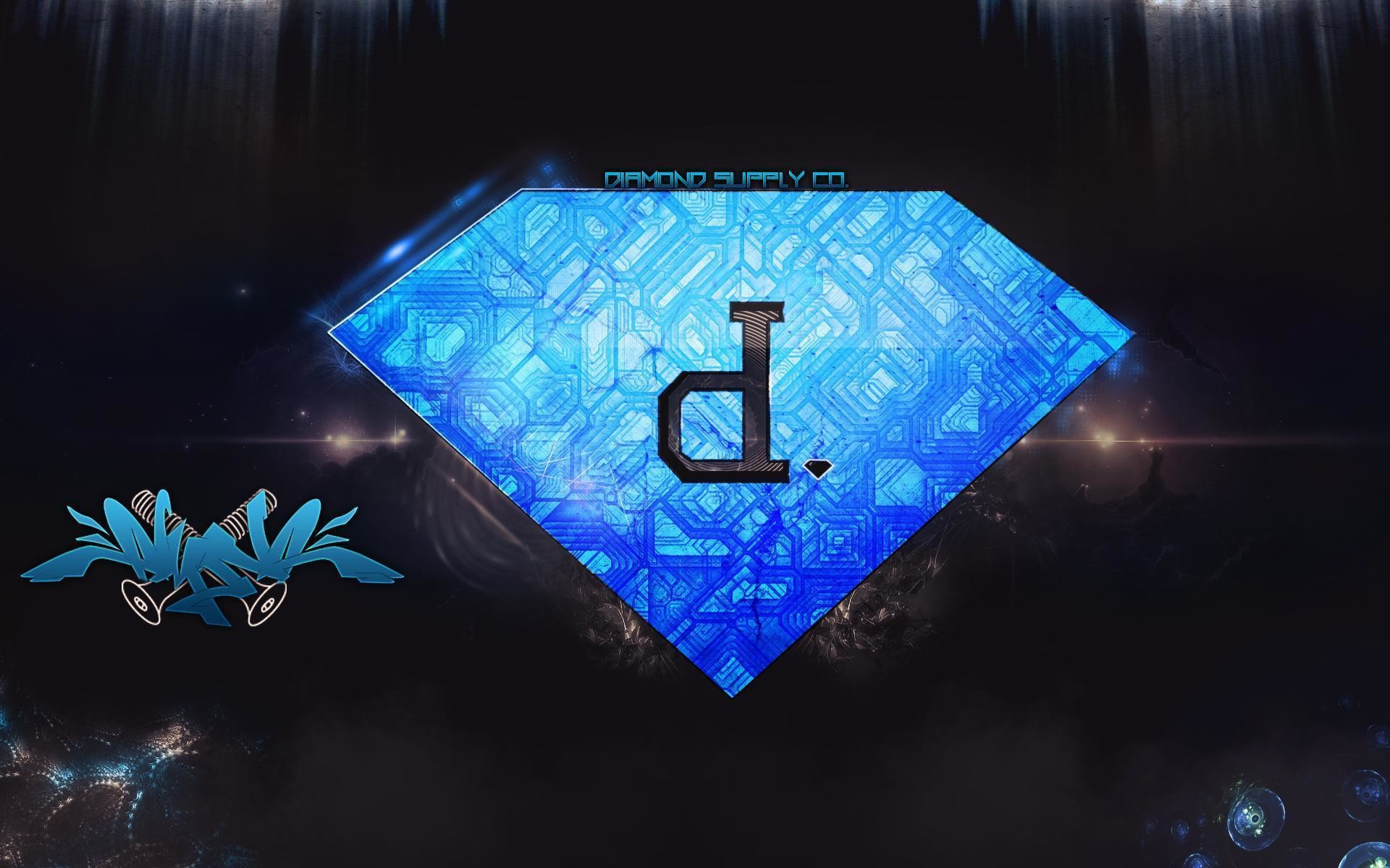 Diamond Supply Co. Wallpaper. by FlowDesiigns on DeviantArt