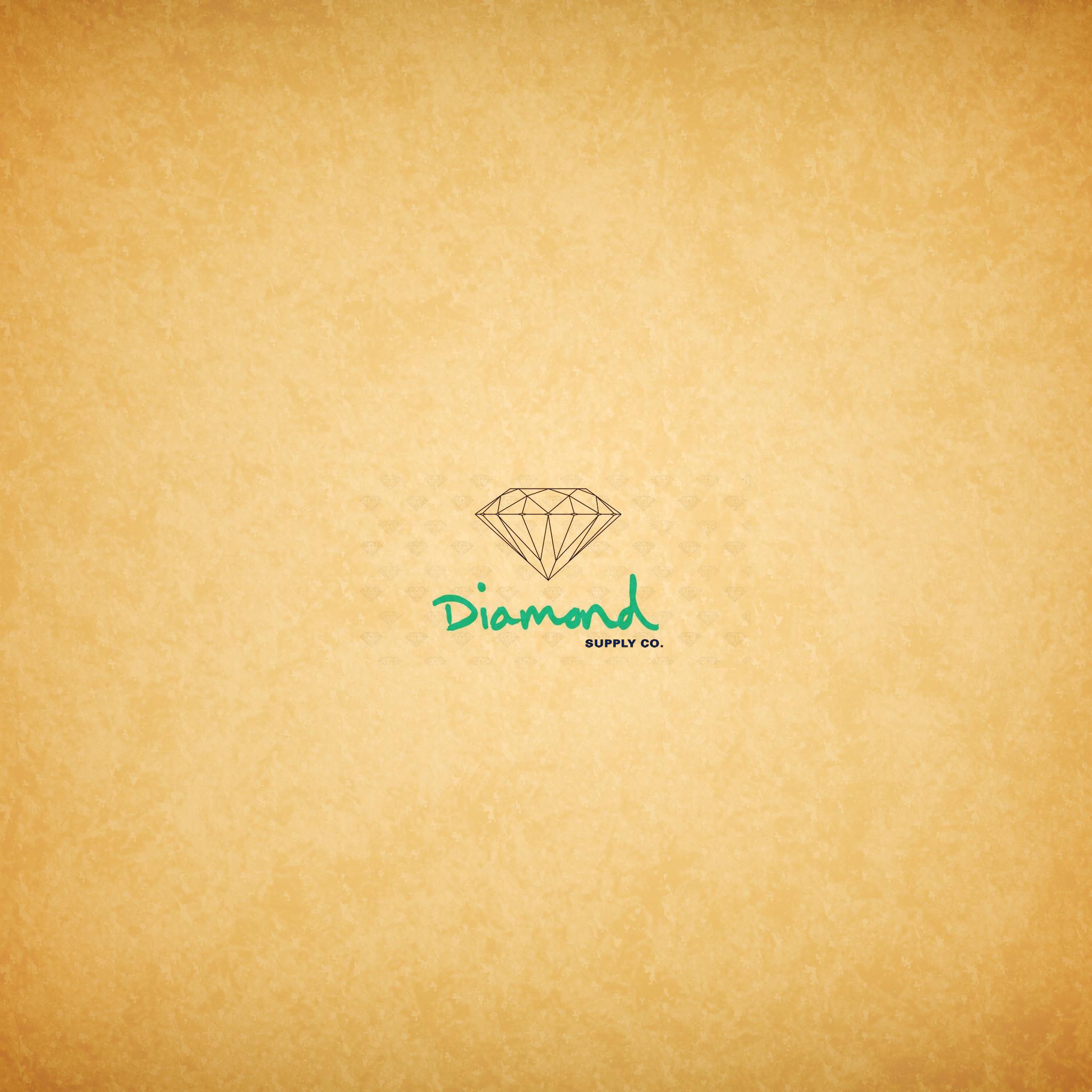 Diamond Supply Co – iPad