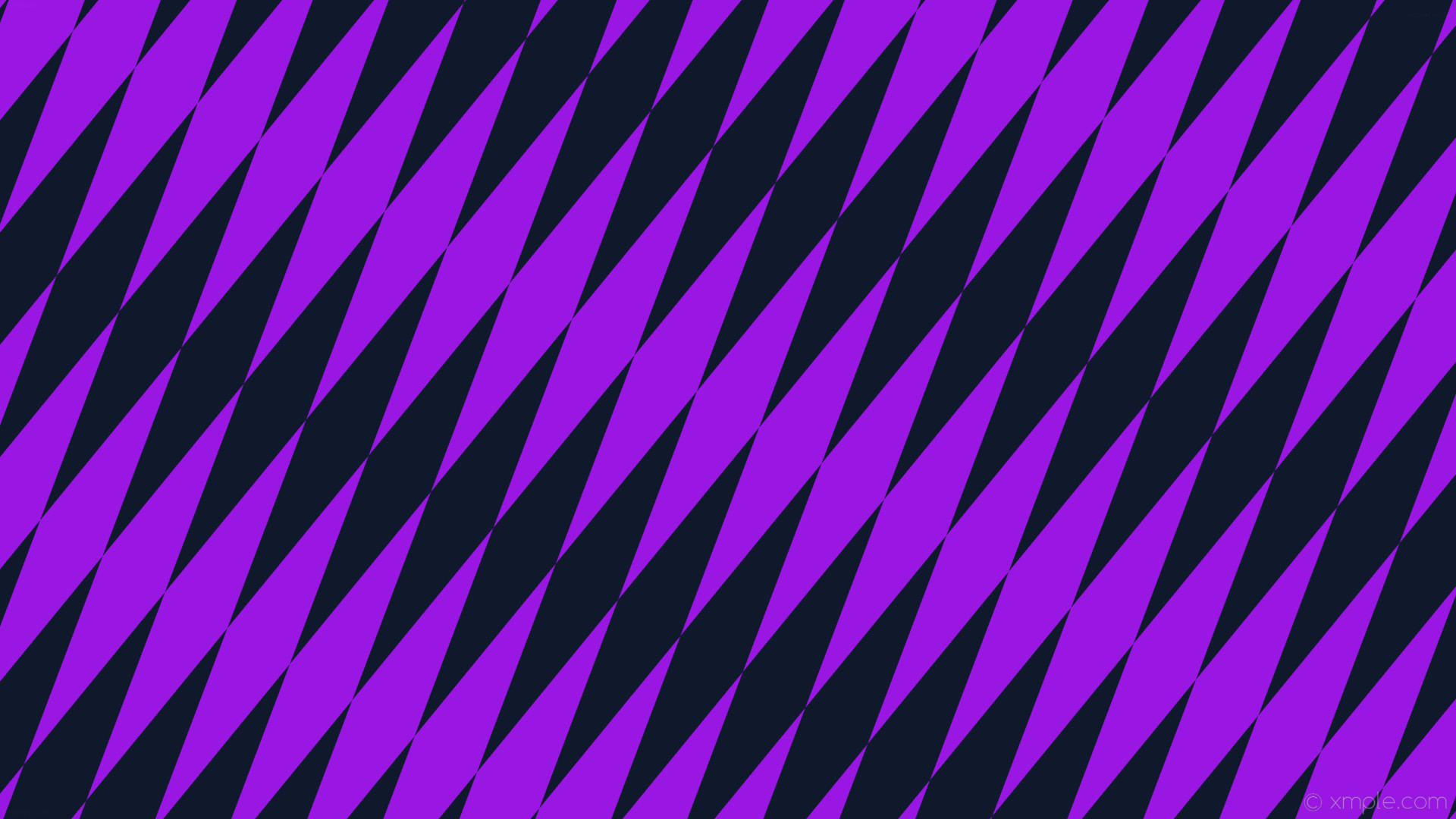 wallpaper rhombus diamond lozenge violet azure dark azure #9a17e3 #10182c  60° 580px 95px