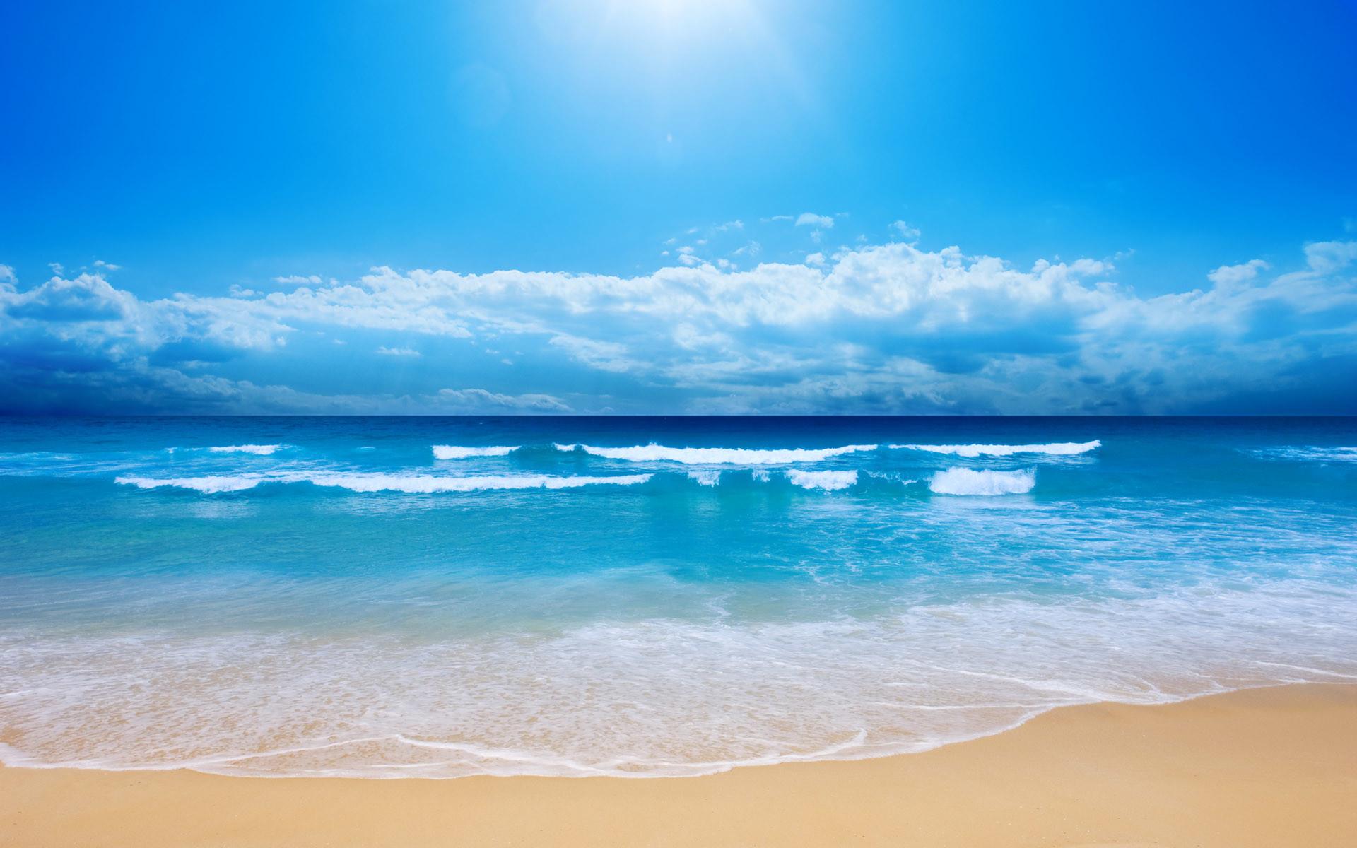 Holiday Beach – Wallpaper #11151