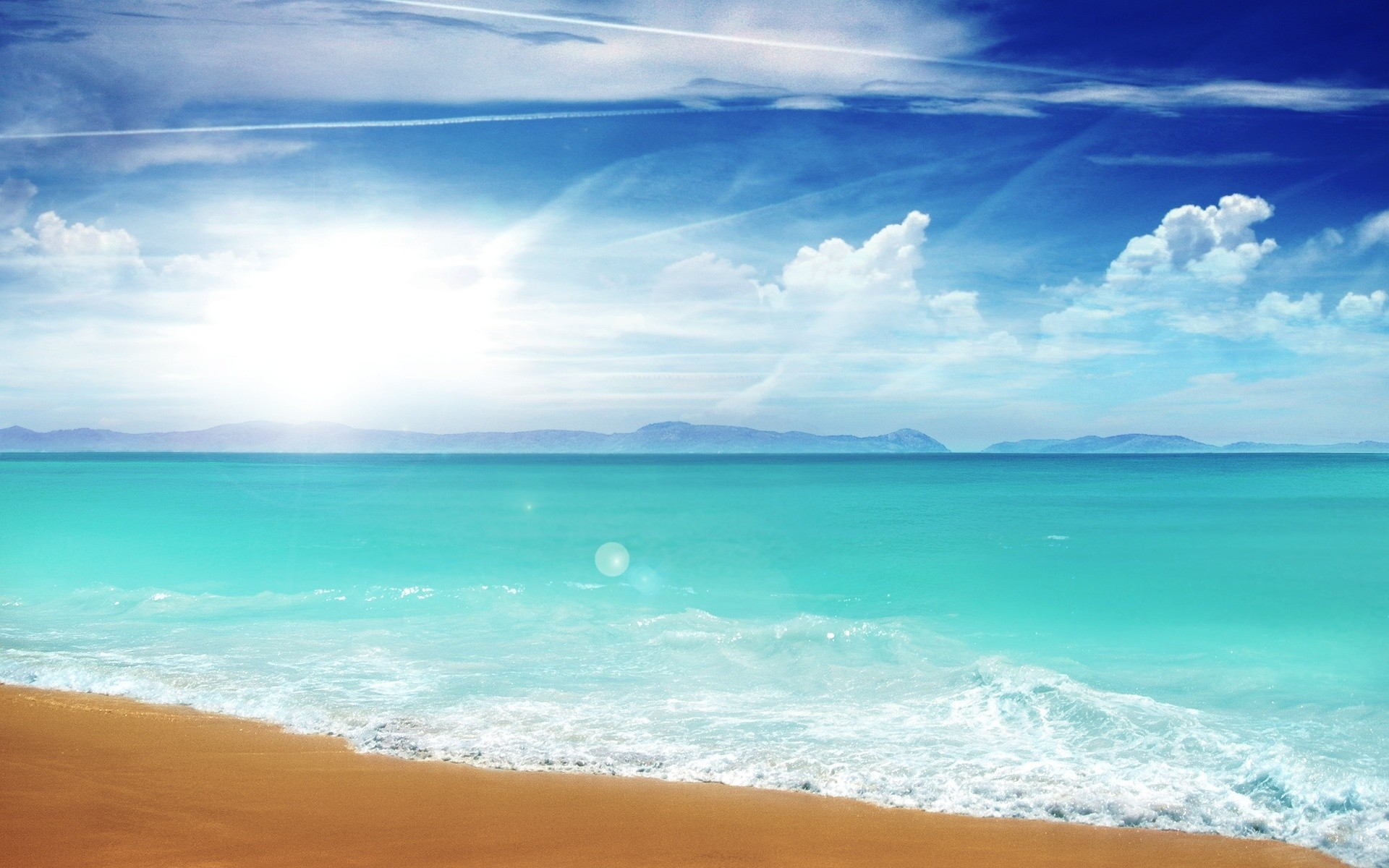 Background Nature Summer Summer Nature 5 Pages Beach