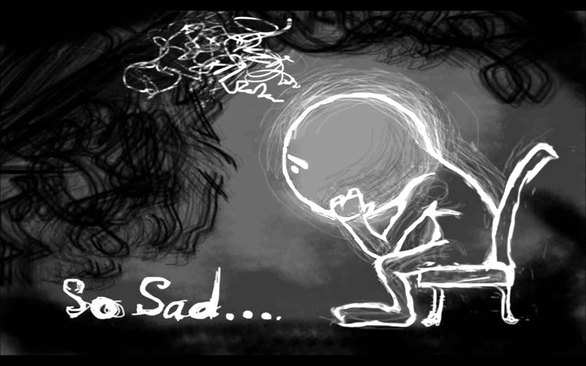 Depressed Wallpaper Desktop #h781501456, 207.71 Kb