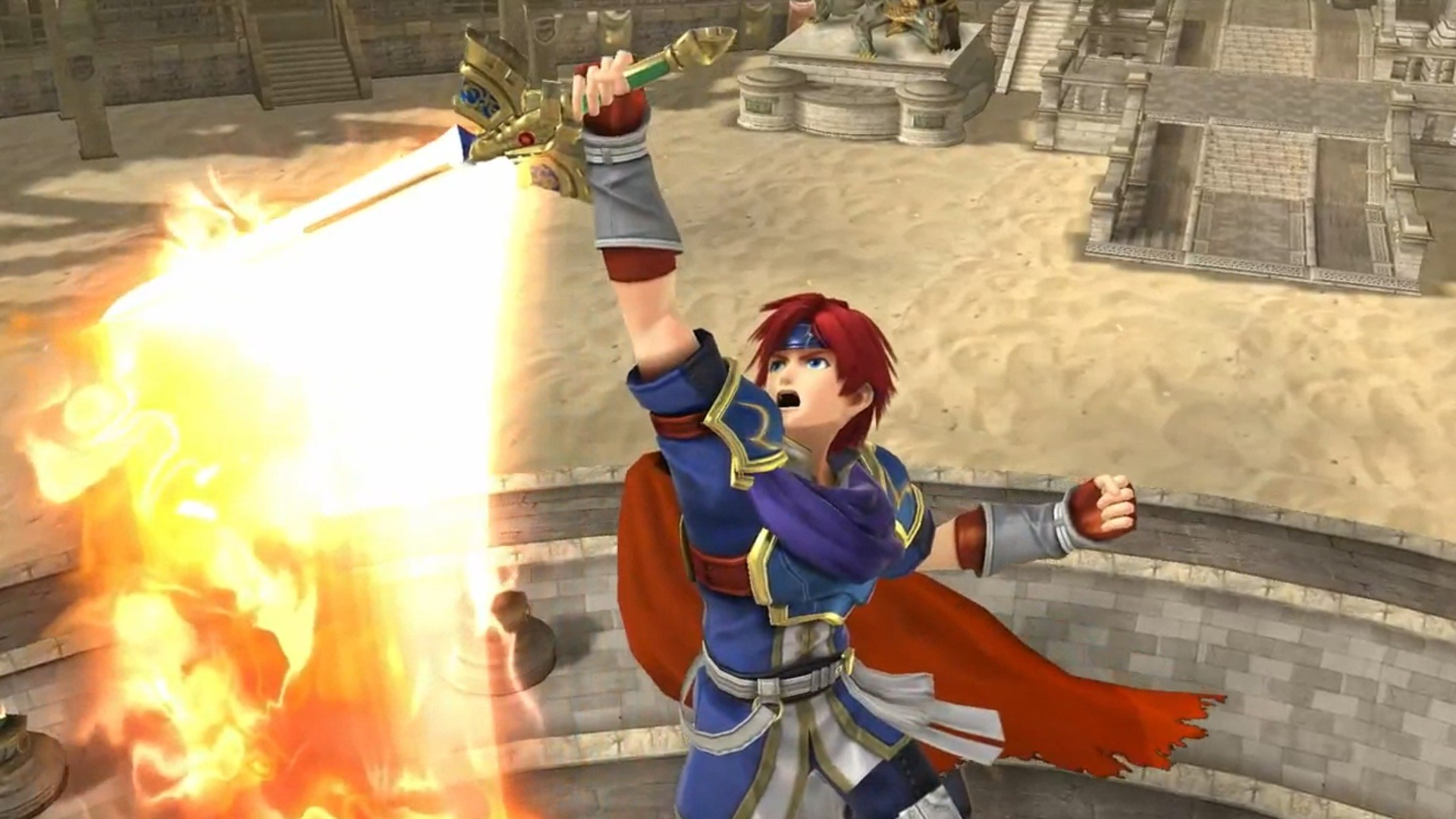 After Robin, Lucina, Ike, and Marth were all showcased for the Fire Emblem  family in …