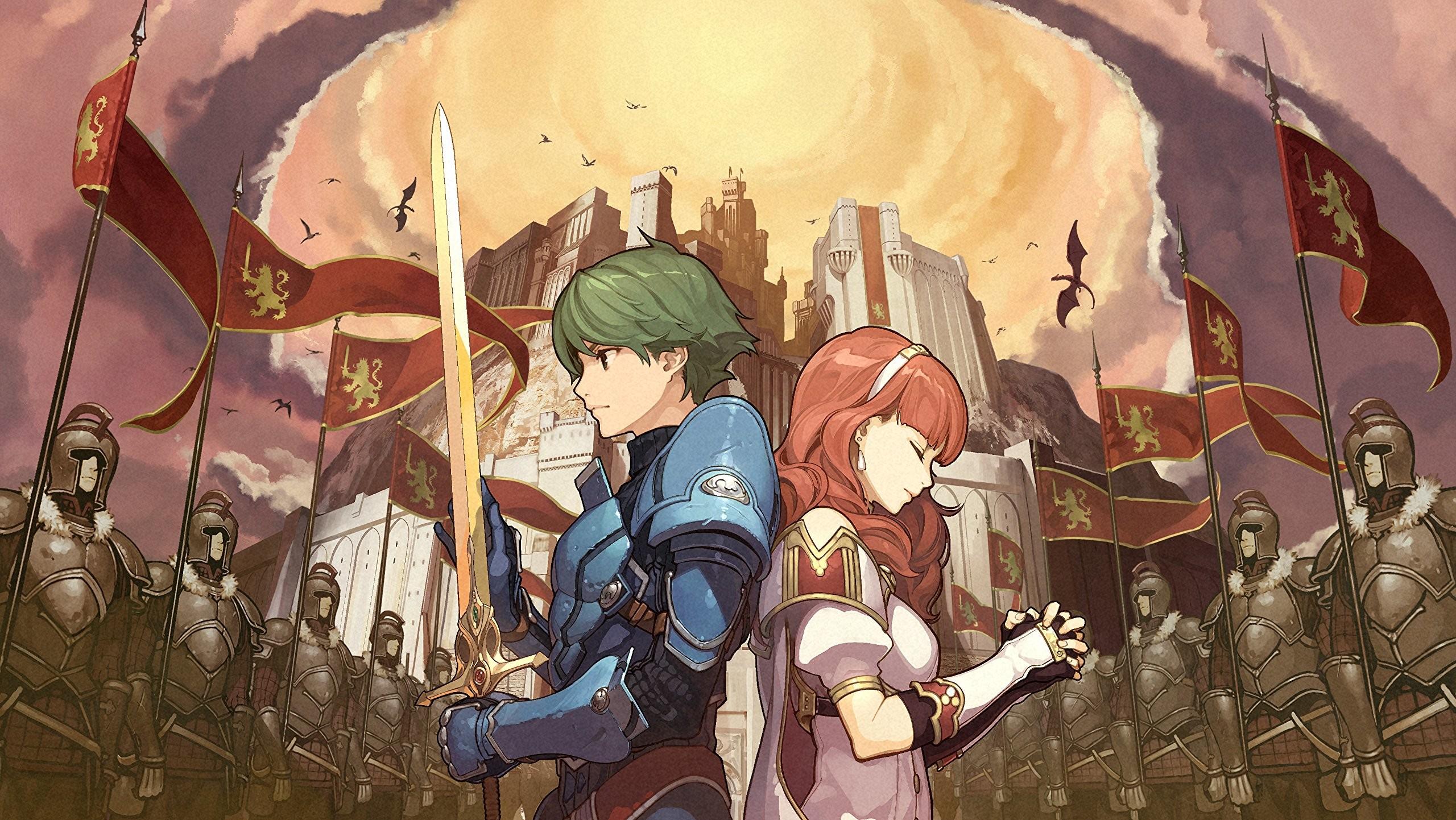Fire Emblem Echoes: Shadows of Valentia – Nintendo 3DS Standard Edition