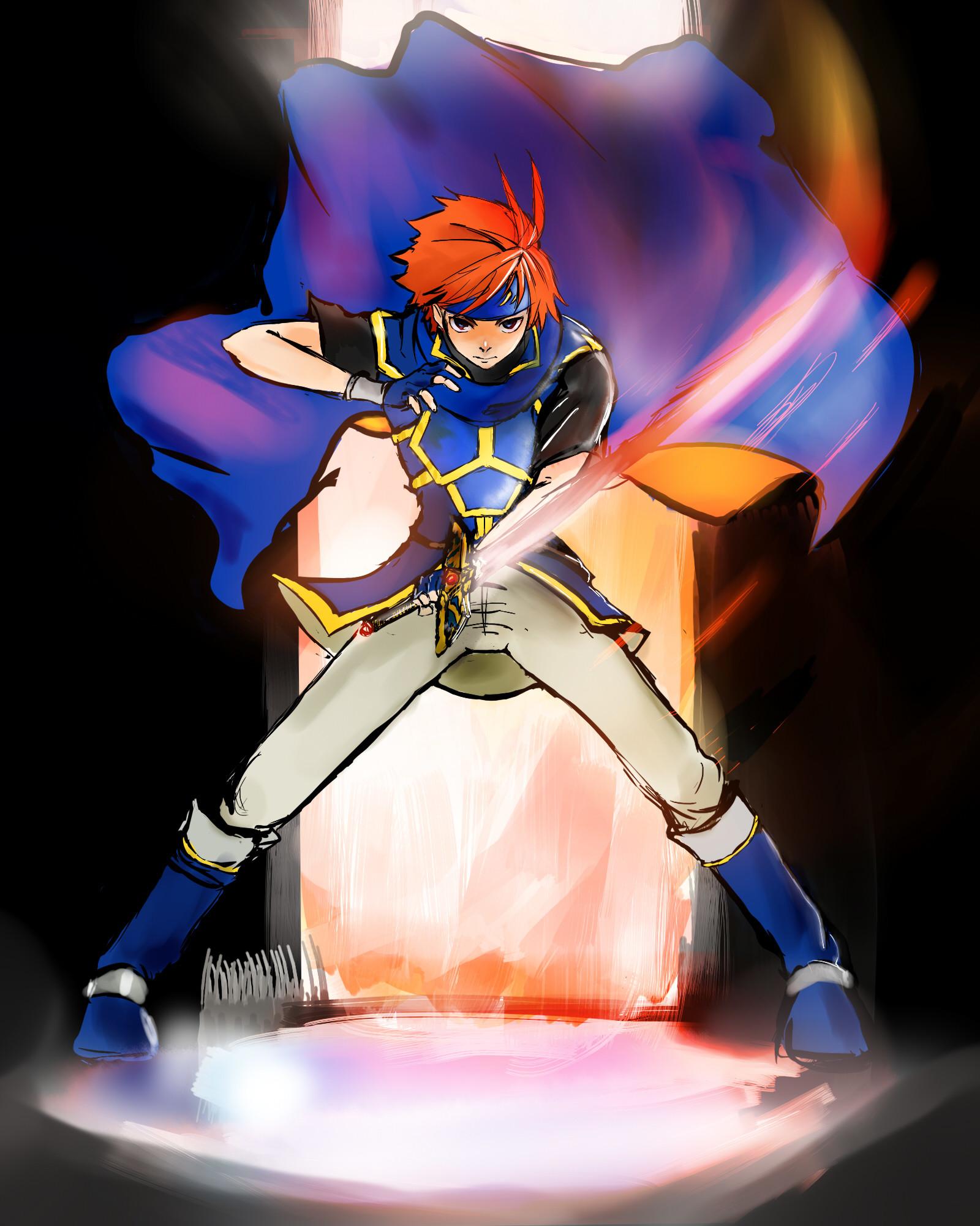 Fire Emblem Roy