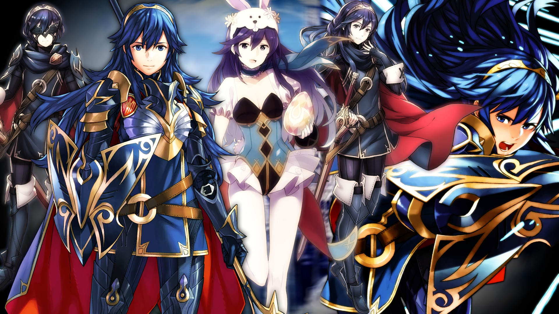 … Fire Emblem Heroes – Brave Heroes Lucina Wallpaper by AuroraMaster