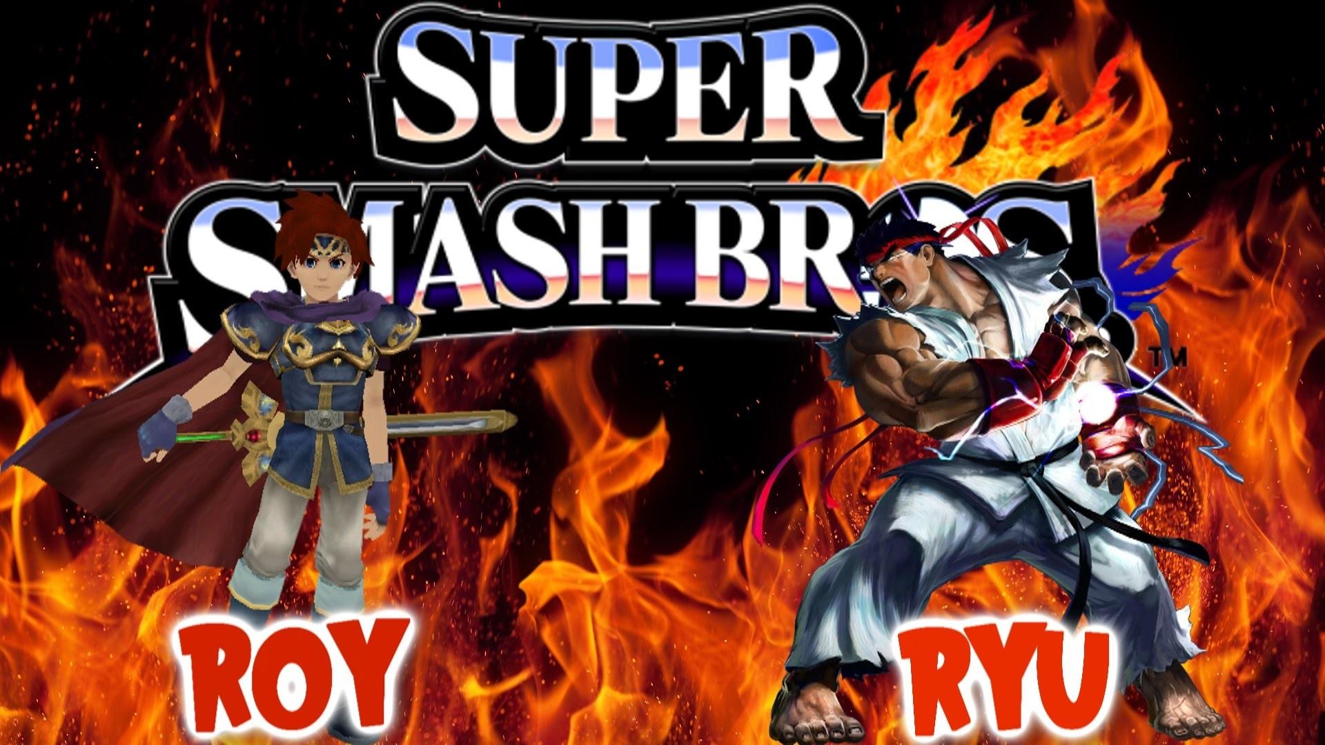 Smash 4 Update 1.06 Decrypted Potentially Roy Fire Emblem & Ryu Street  fighter Victory Sounds