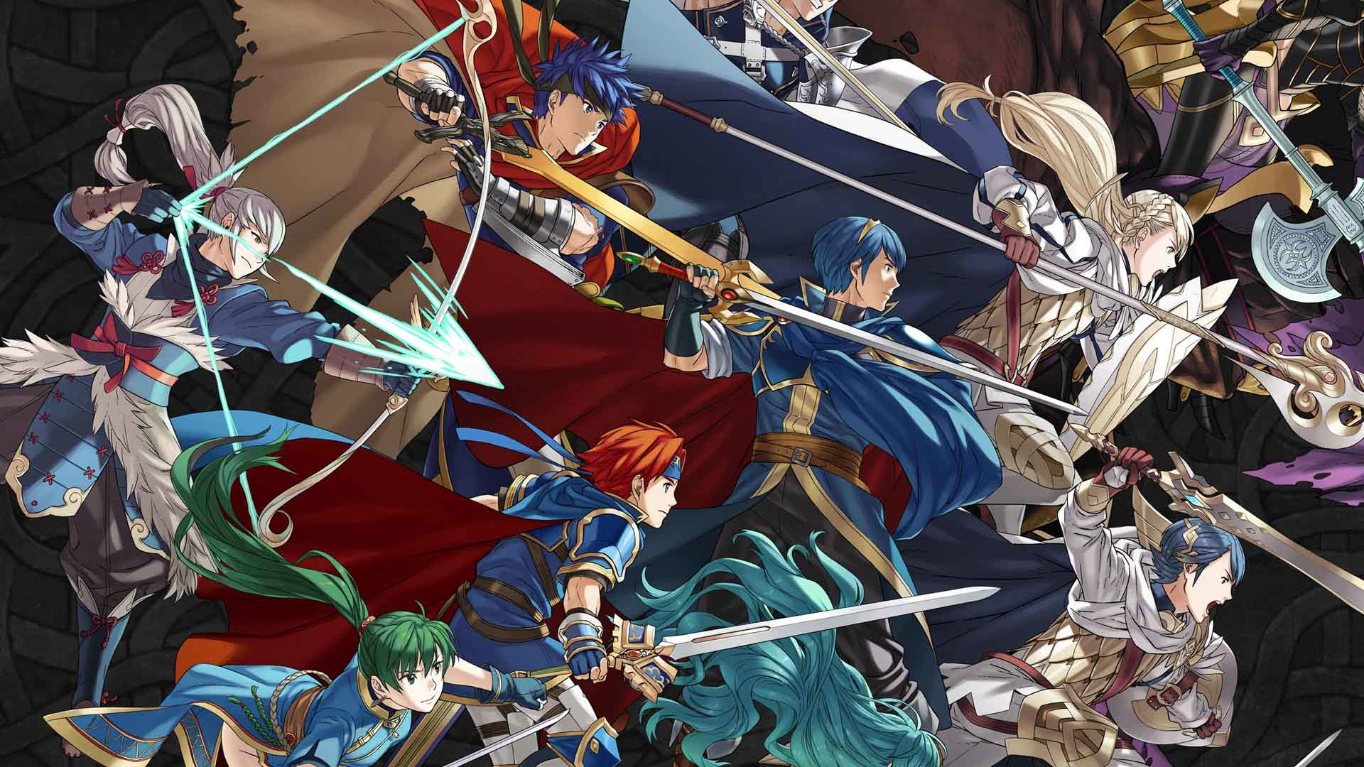 """Fire Emblem Heroes """"Choose Your Legends"""" winners to be released sometime in  summer 