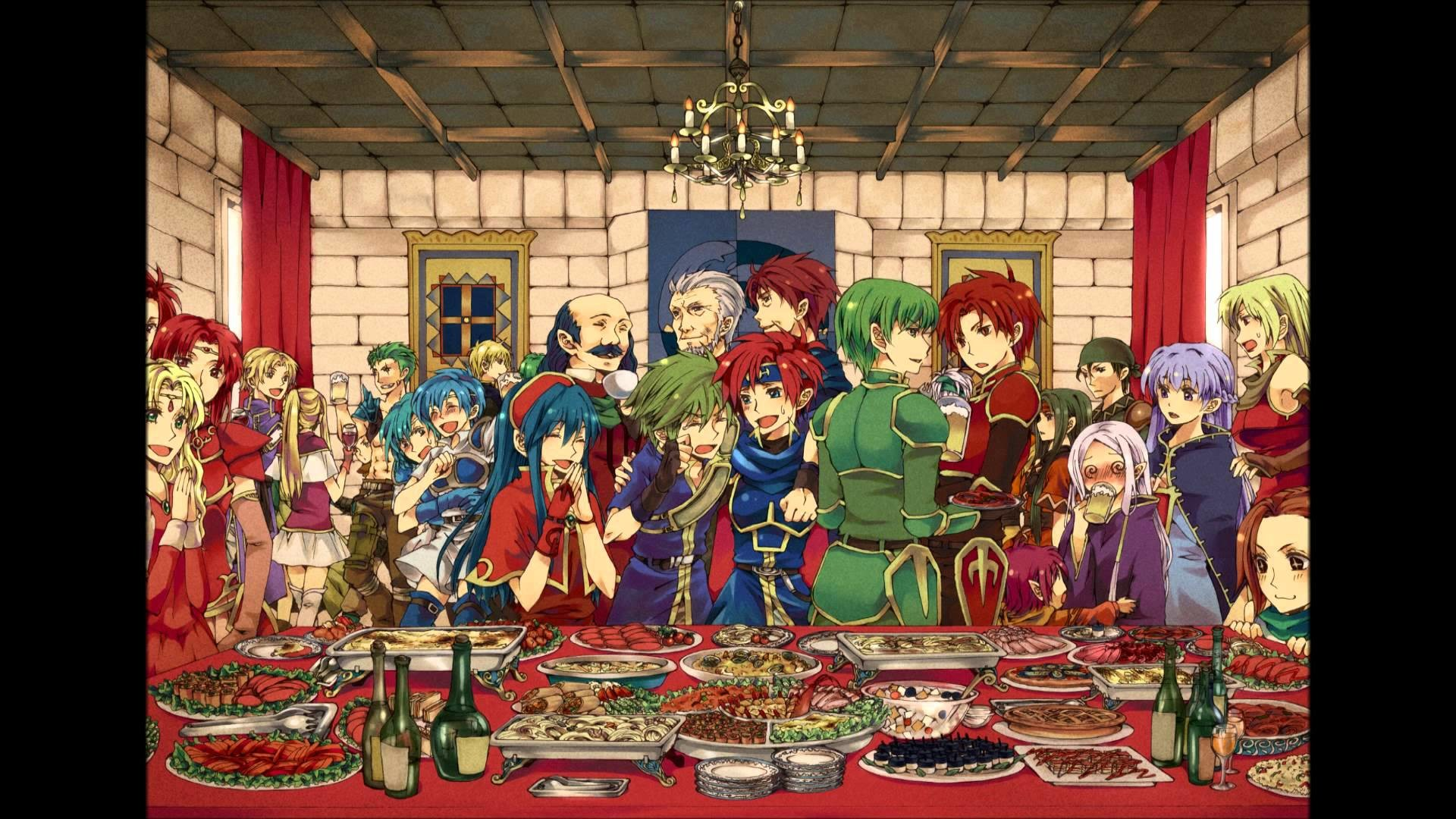 BGM 14 | Fire Emblem: The Binding Blade – Beyond the Distant Skies – YouTube