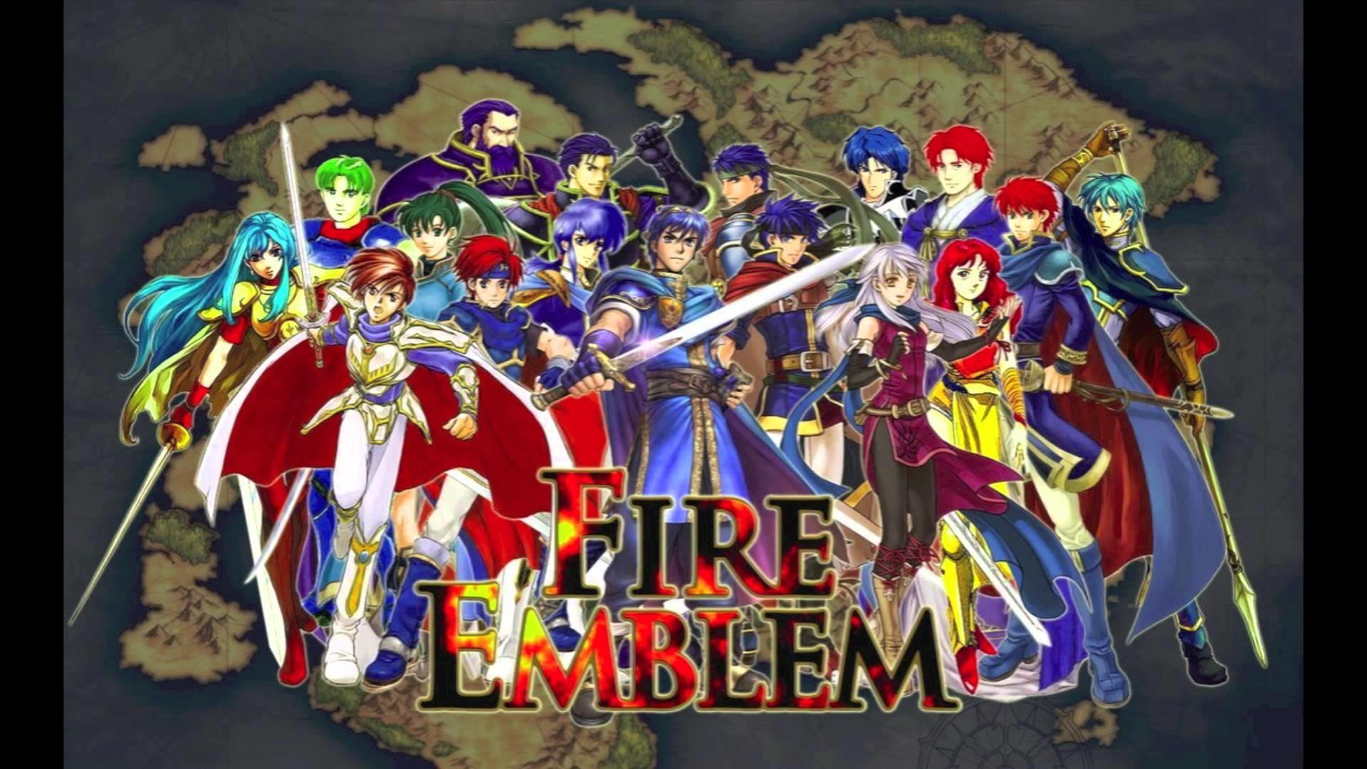 Fire Emblem: Sword Of Seals – Main Theme ~ Opera Version