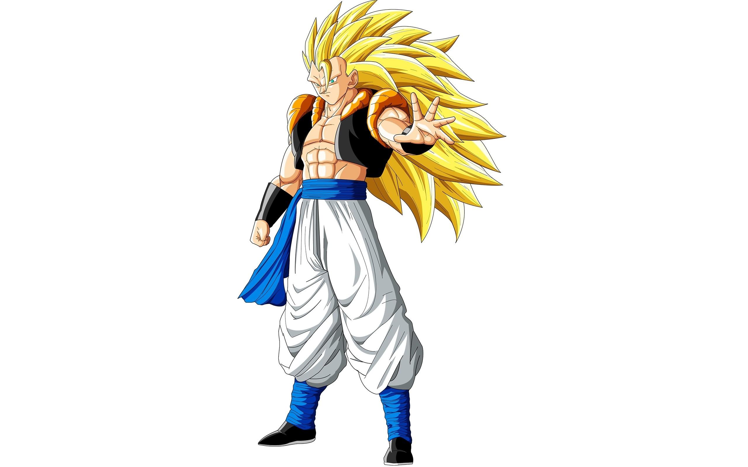 Goku Saiyan 4 2560×1600