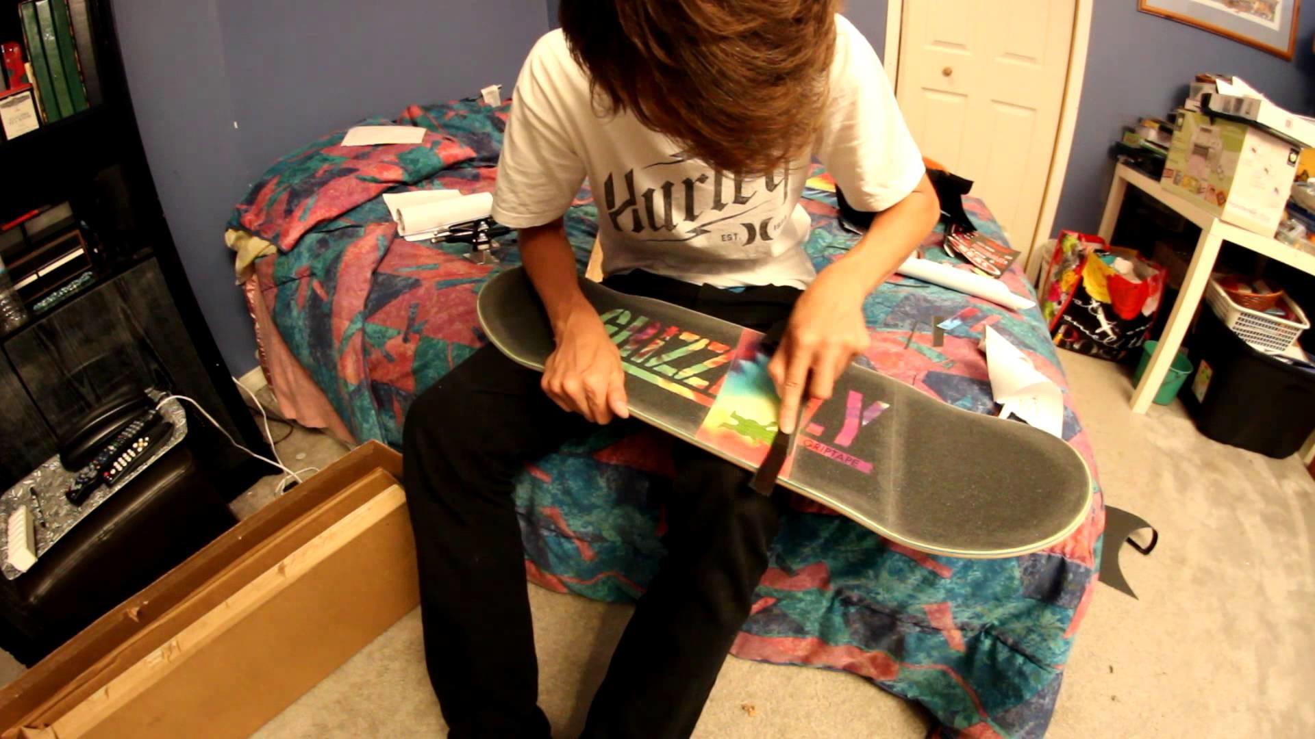 New Skateboard Setup! (Real Skateboards, Grizzly, Thunder, Spitfire) –  YouTube