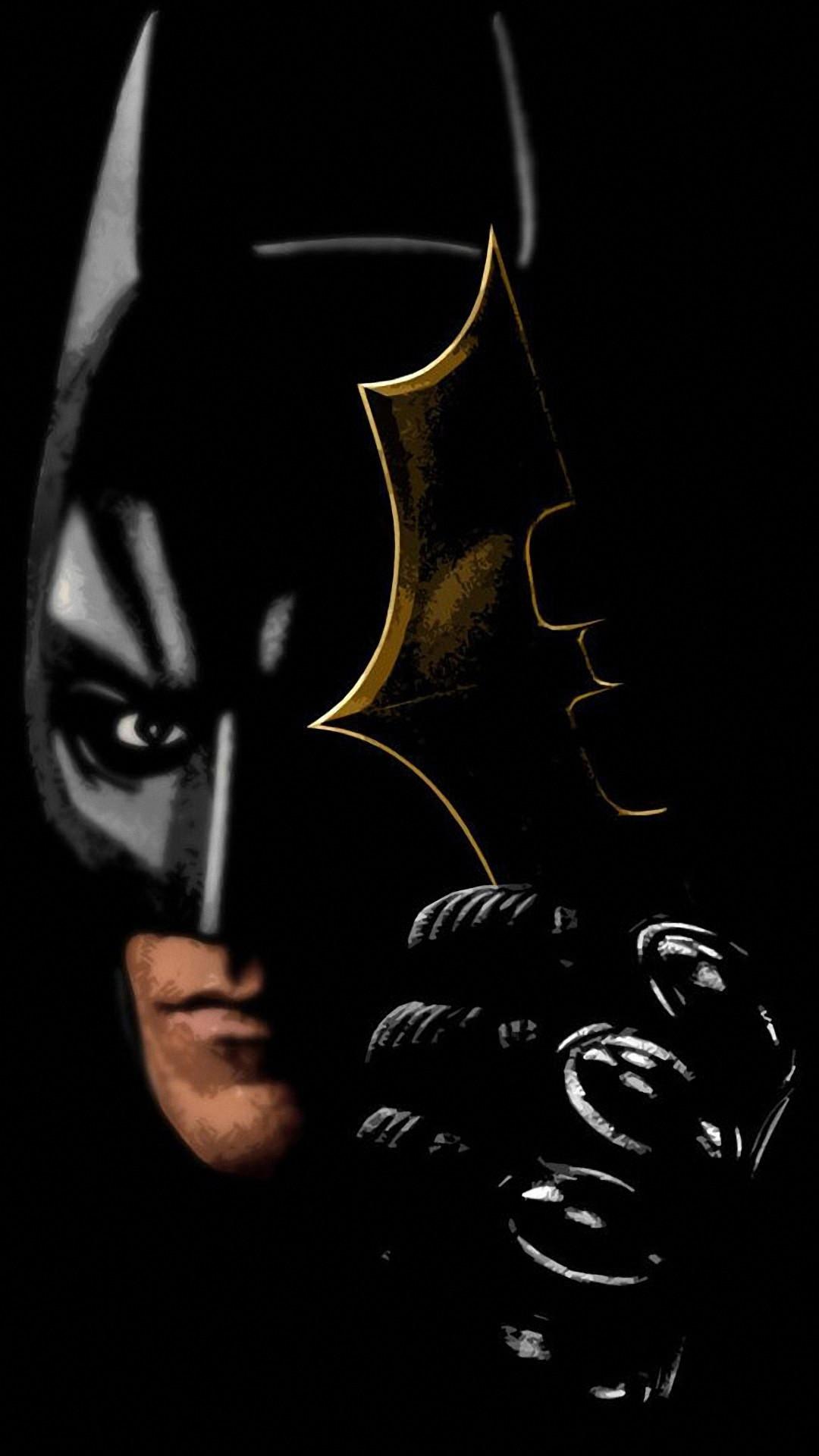 Mobile Phone x Batman Wallpapers HD Desktop Backgrounds
