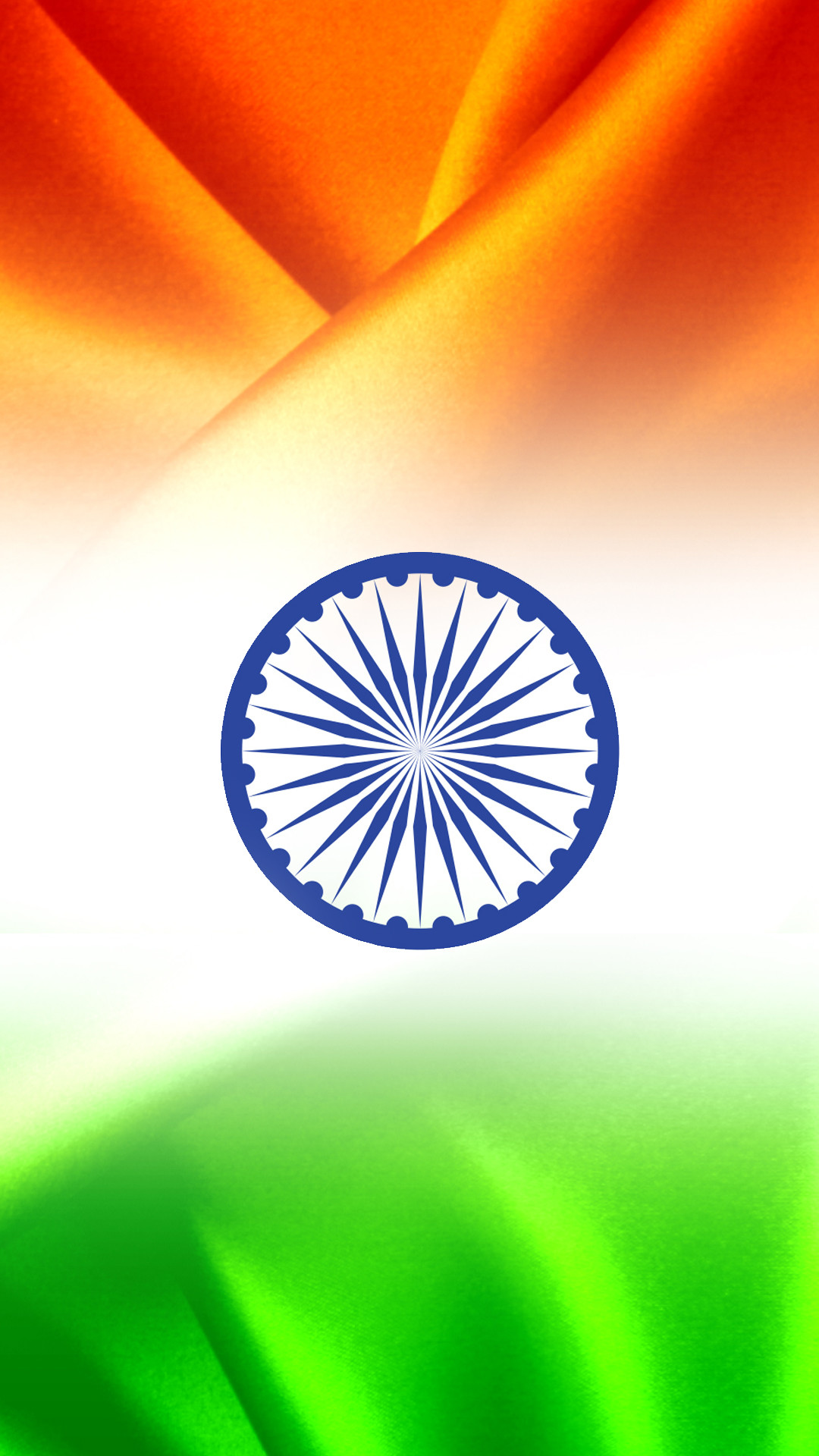 India Flag for Mobile Phone Wallpaper 11 of 17 – Tricolour India Flag – HD  Wallpapers for Free