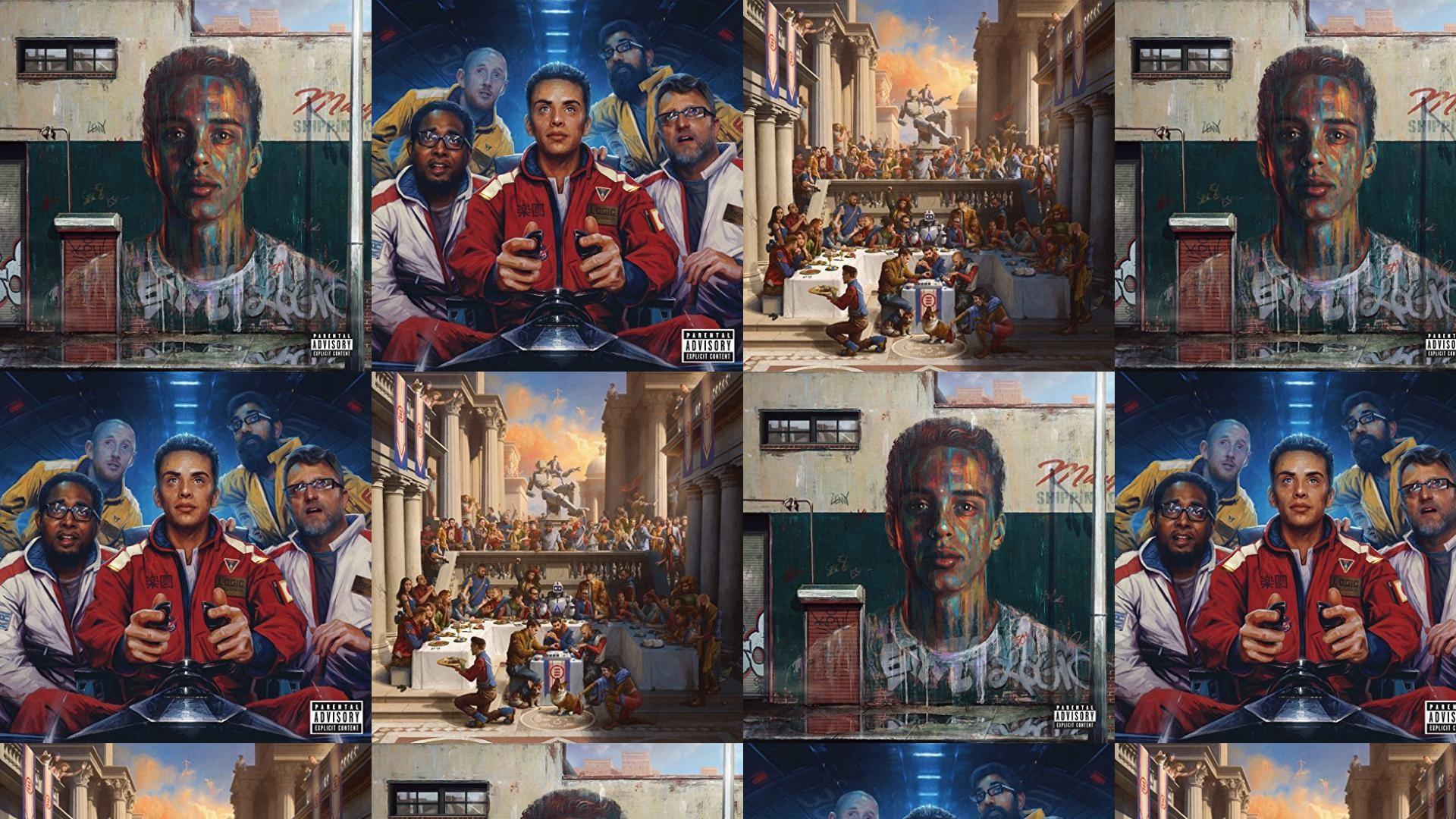 Logic Under Pressure The Incredible True Story Everybody Wallpaper