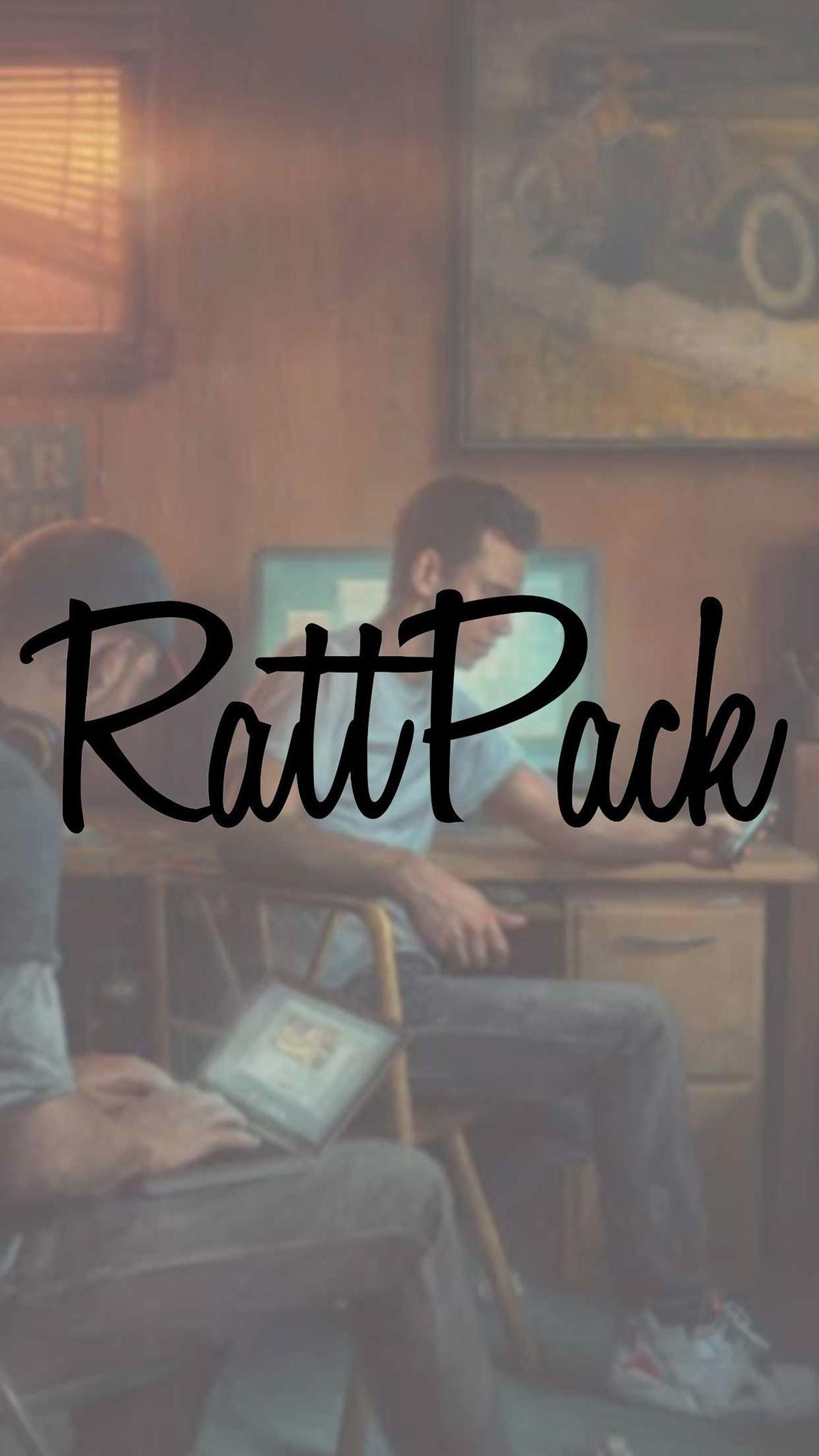 Rattpack iPhone 6 Plus wallpaper #UnderPressure #Logic on Behance