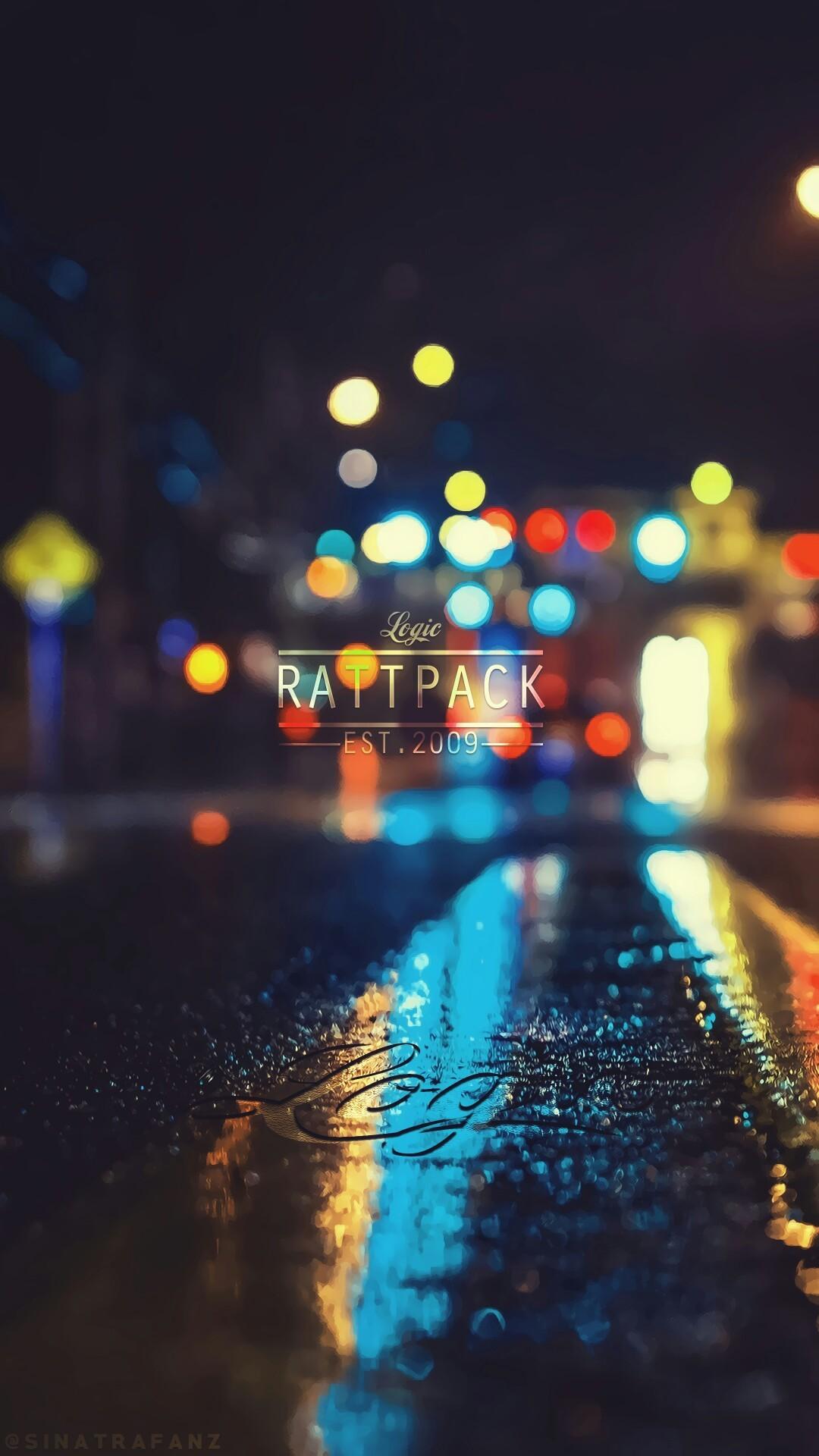 Rattpack, Logic, Sir Robert Bryson Hall II, Wallpaper (Made By [Instagram