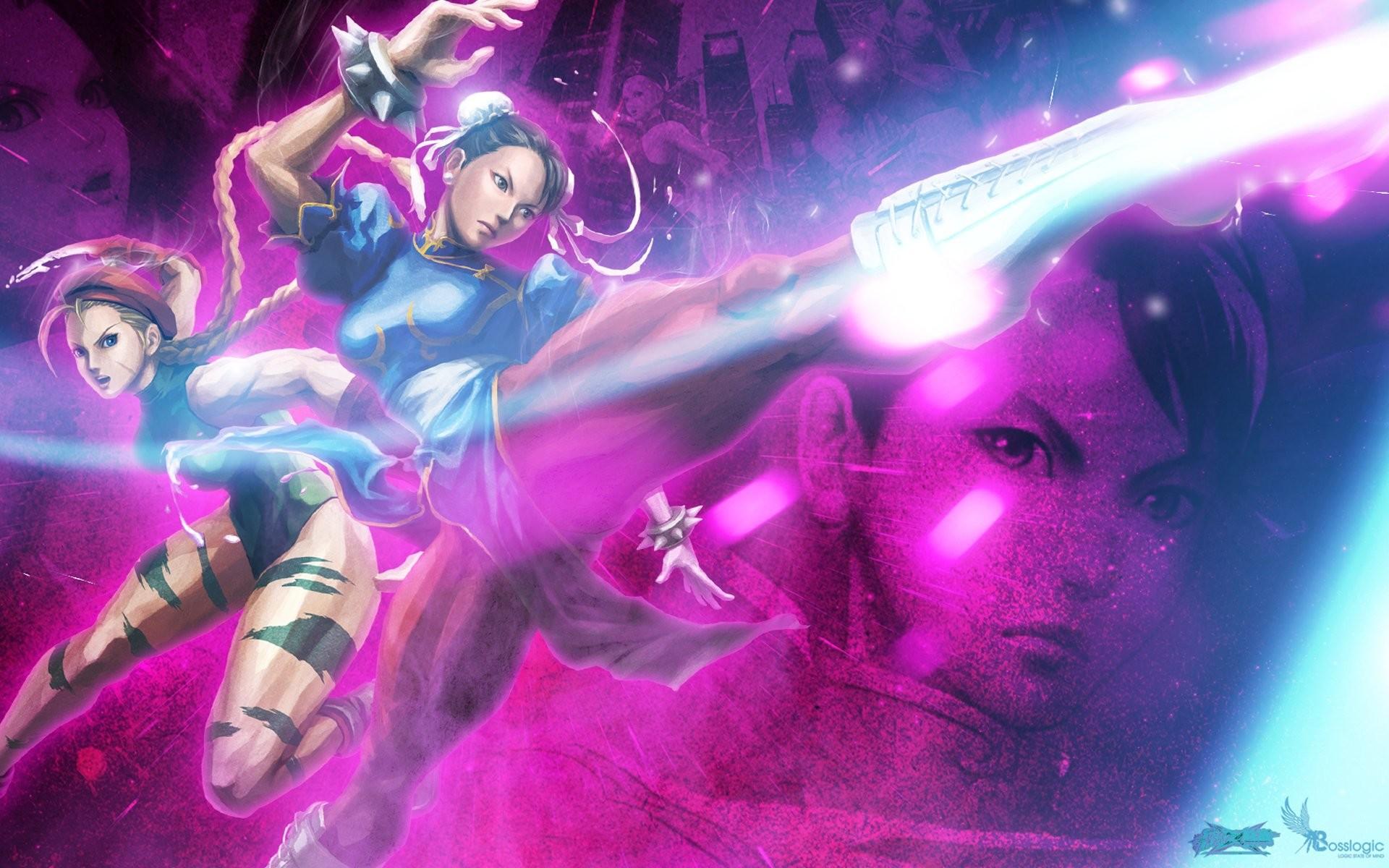 Street Fighter X Tekken Chun Li And Cammy 804685 …