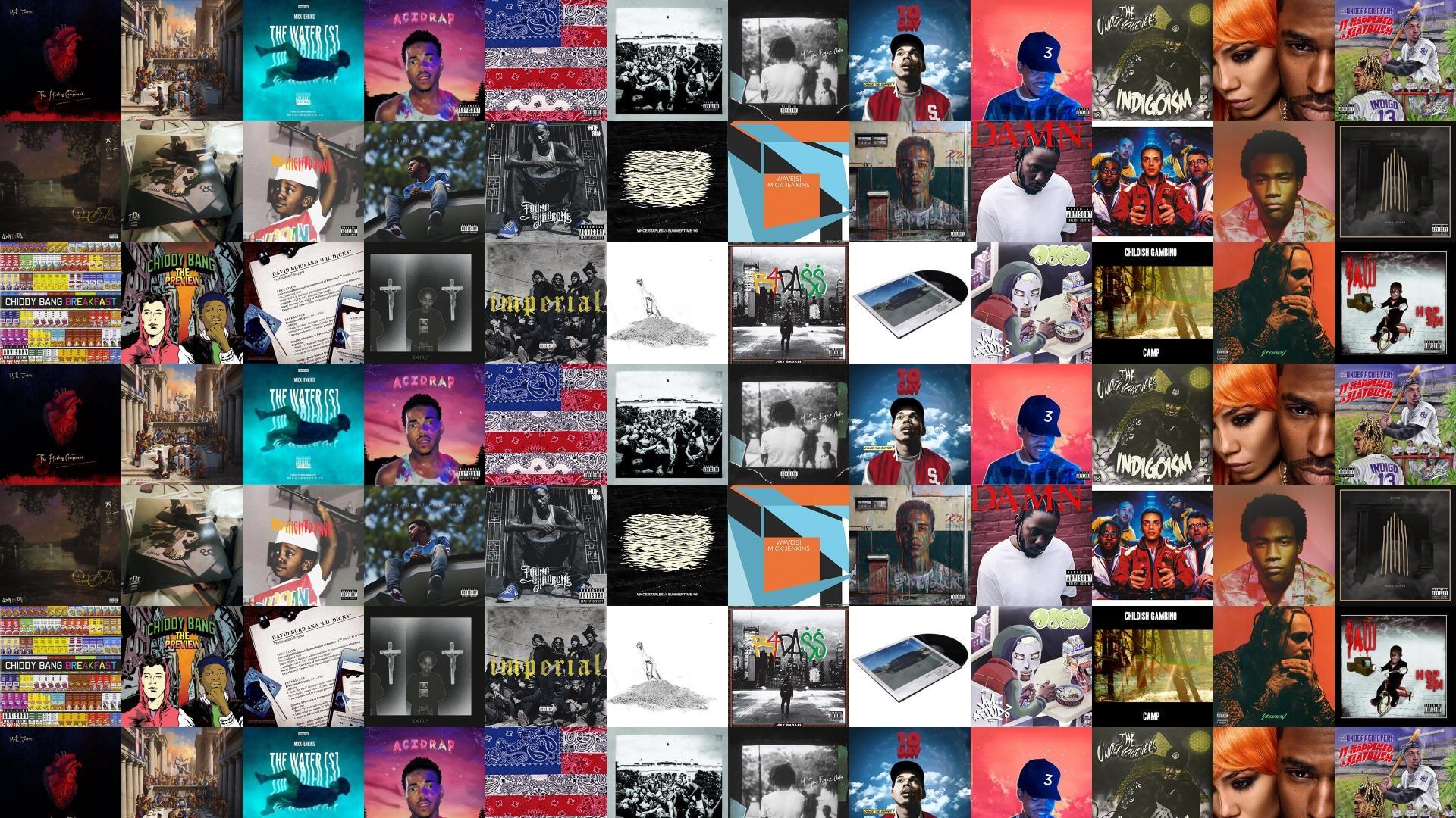 Mick Jenkins Logic Water Chance Rapper Wallpaper Â« Tiled Desktop Wallpaper