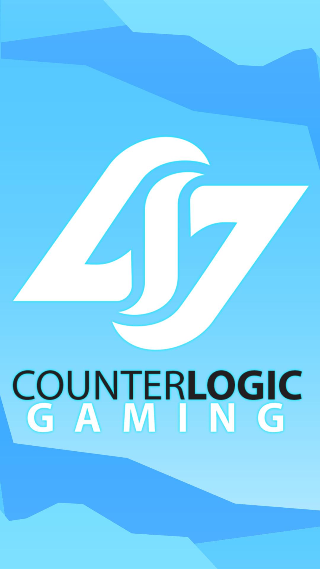 Counter Logic Gaming Mobile Wallpaper