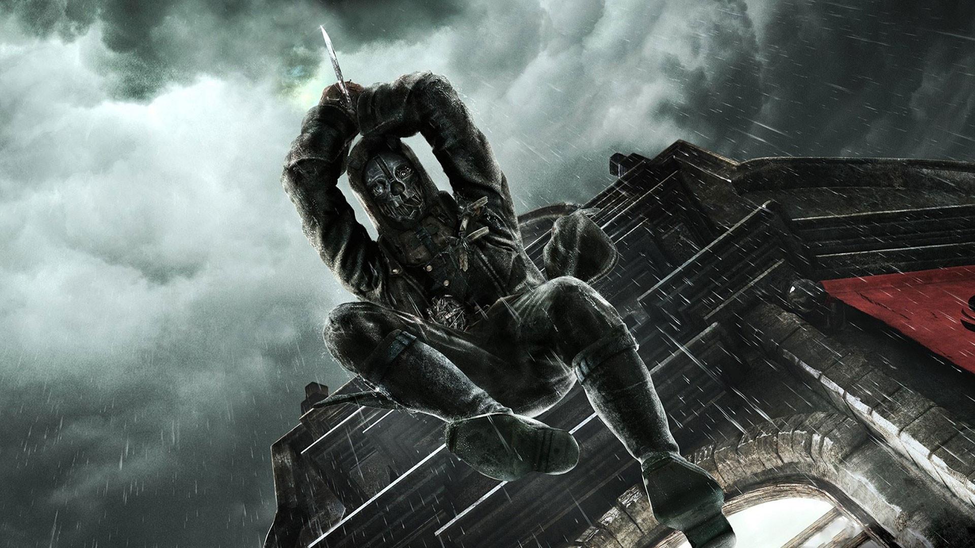 Dishonored 2 4K Wallpaper   Dishonored 2 1080p Wallpaper …
