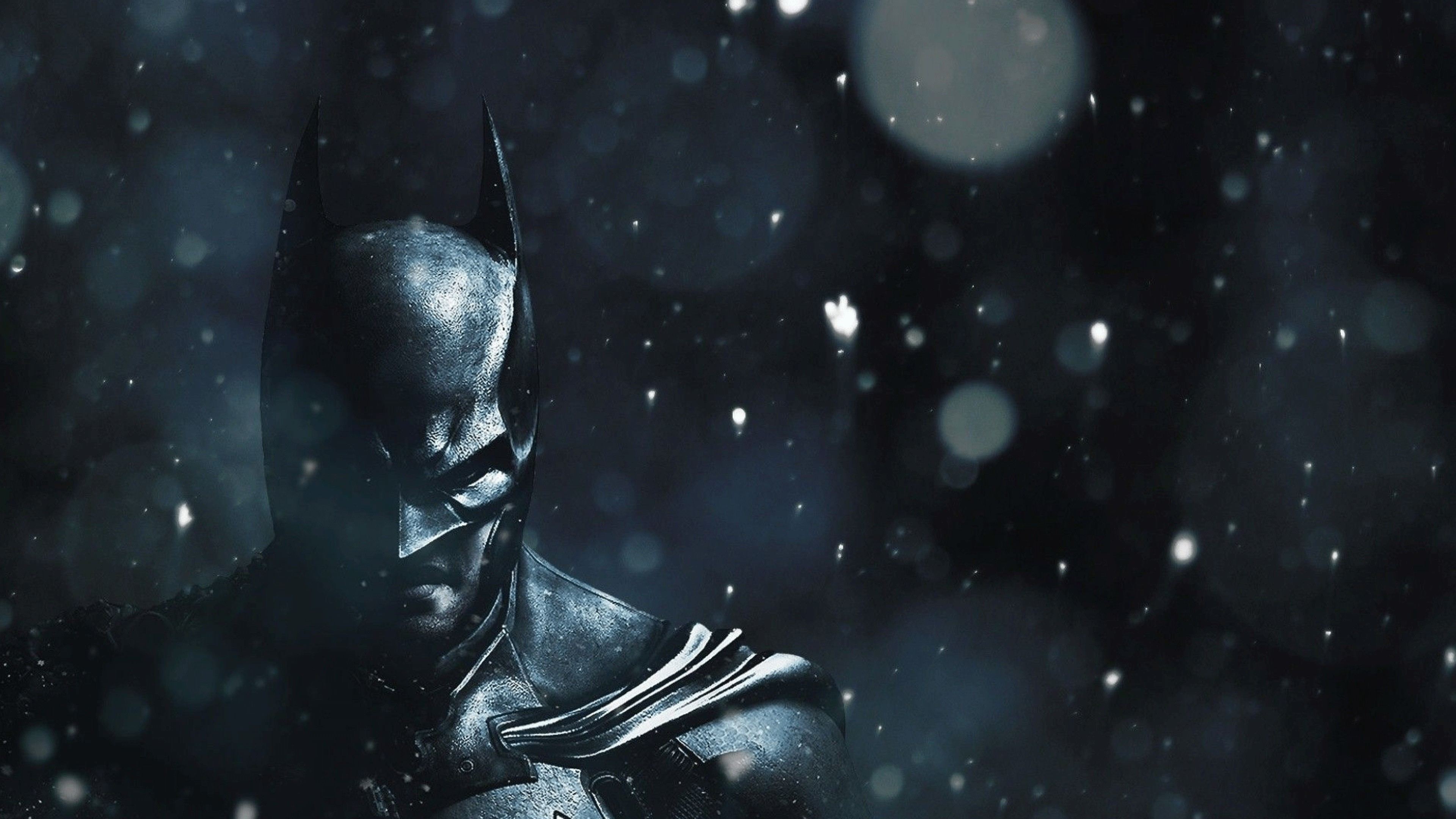 Batman 4K Ultra HD Wallpaper