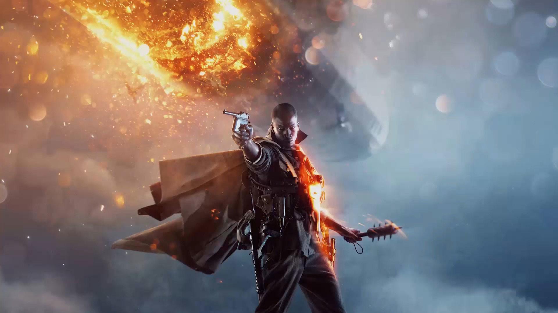 Battlefield 1 4K Wallpaper   Battlefield 1 1080p Wallpaper …