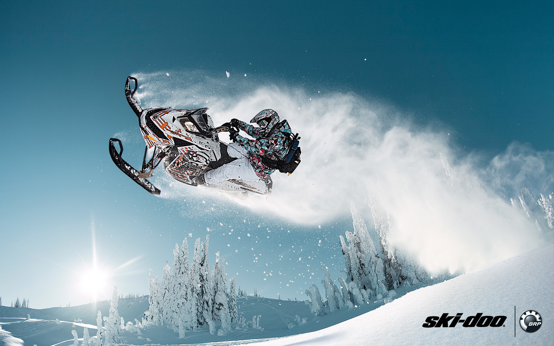 Ski Doo Wallpaper