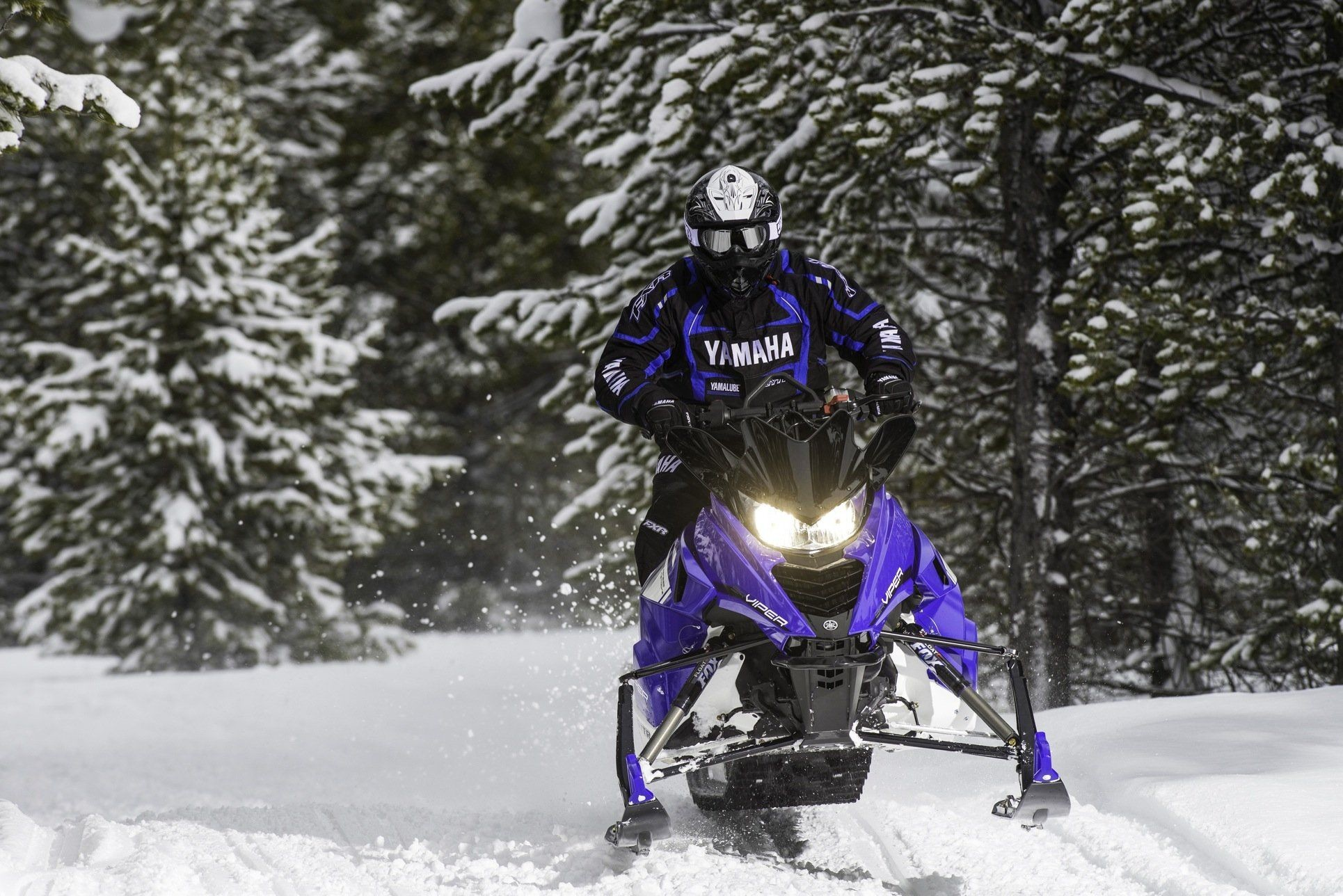 YAMAHA S-R VIPER snowmobile sled atv (5) wallpaper