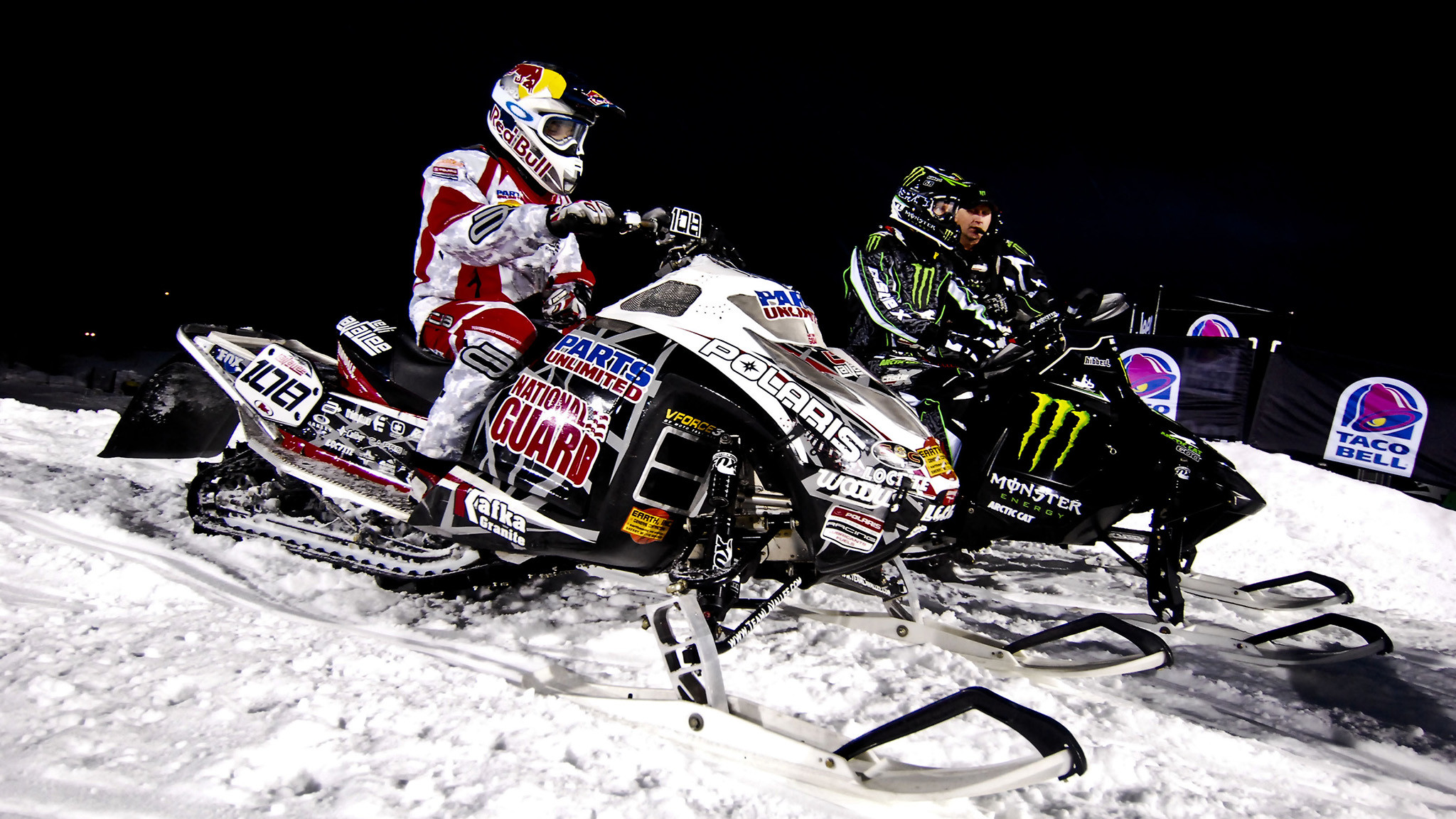 Snowmobile Knock Out, 2010