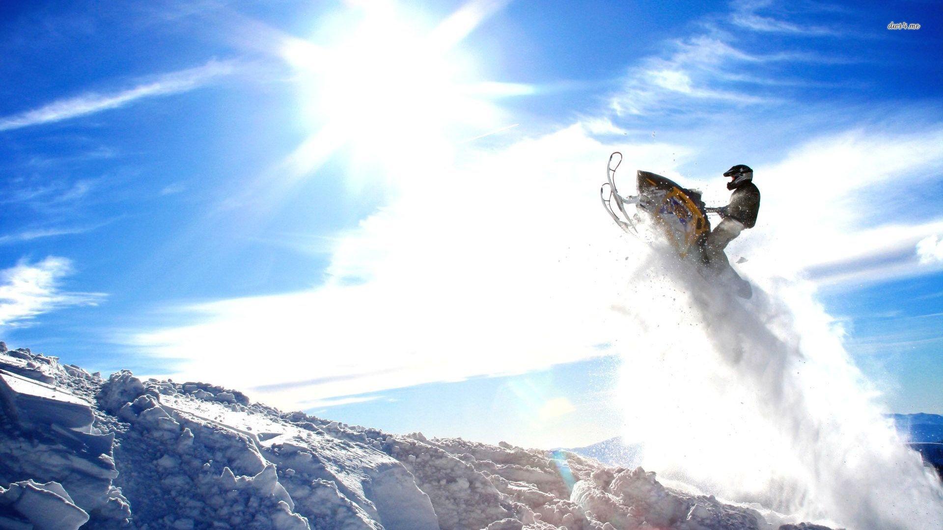 … Snowmobile wallpaper …