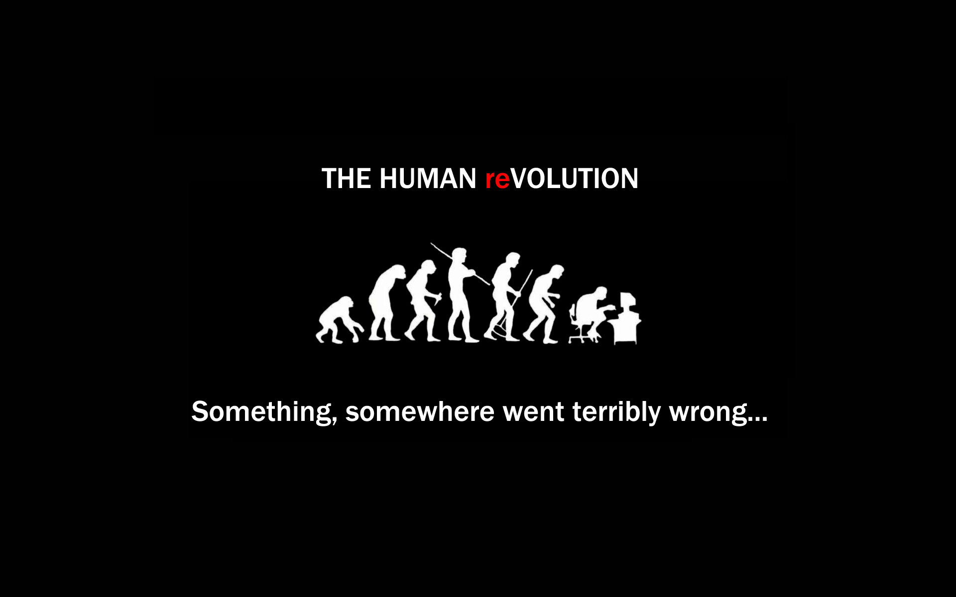 Evolution theory says that humans evolved from primates over long period of  time. Many believe