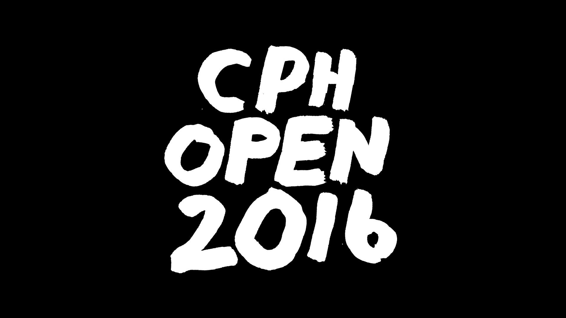CPH Open Is On!