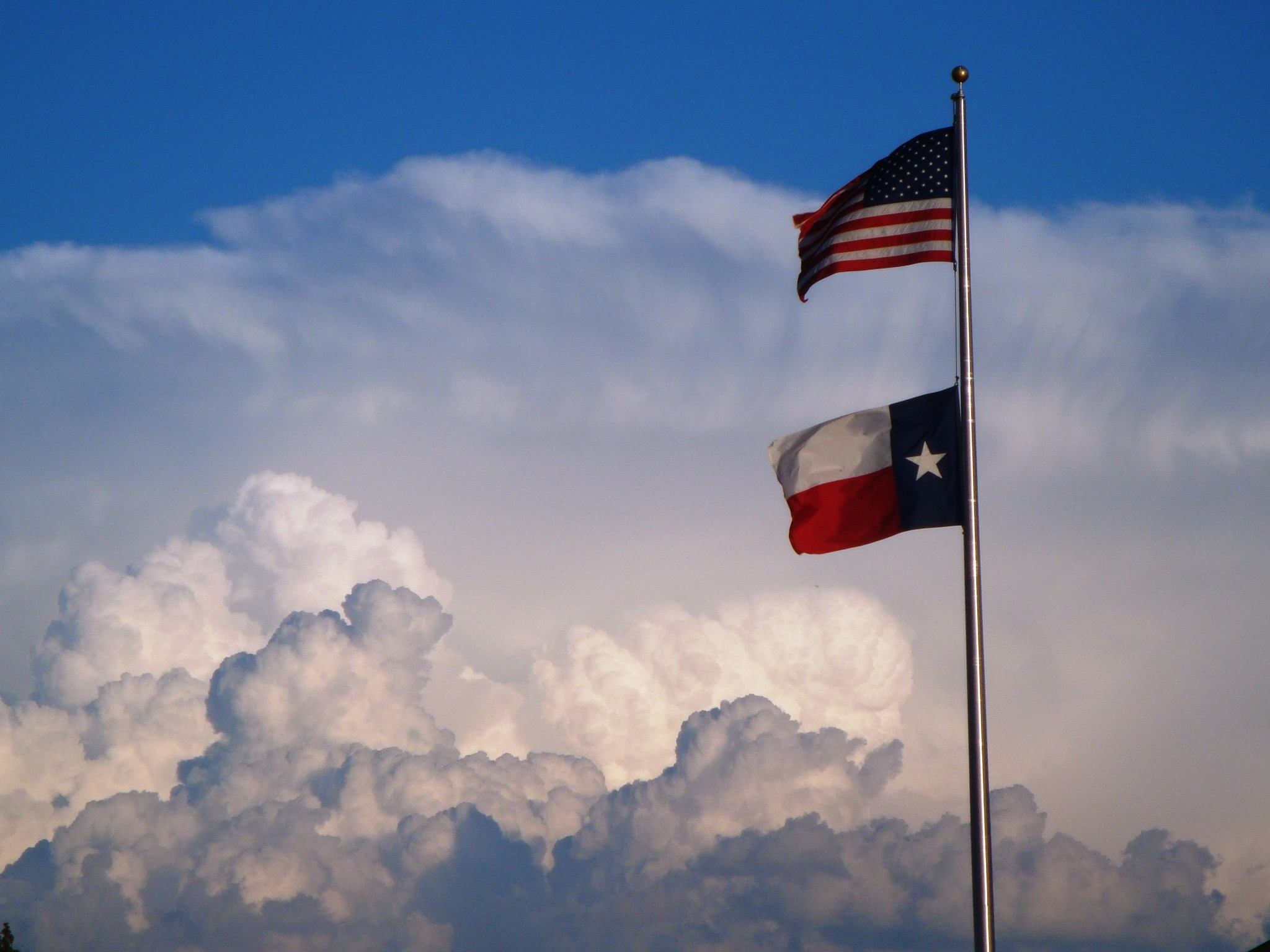 State Of Texas Flag Wallpaper United states and texas flag