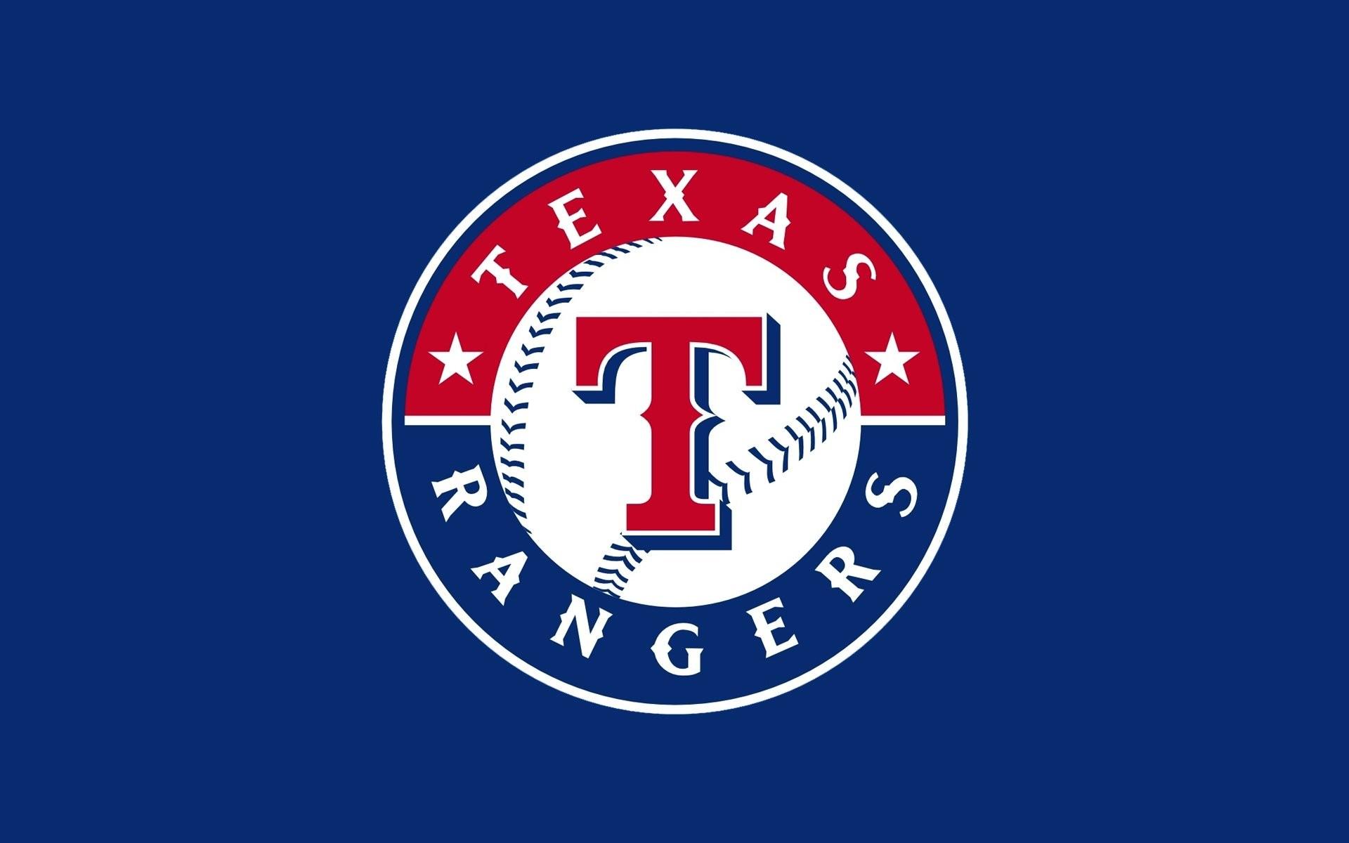 Texas Rangers Logo Wallpaper Free