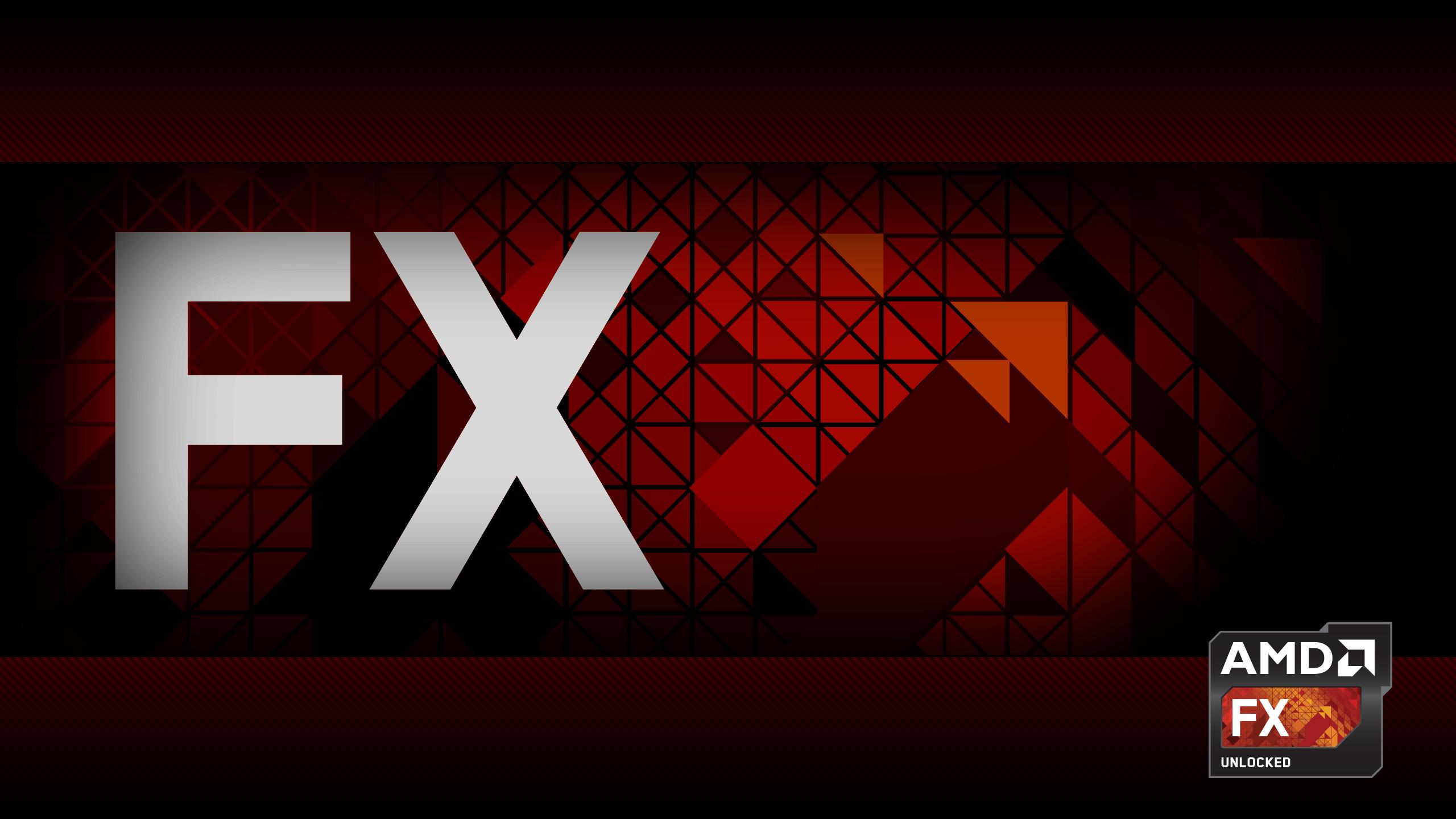 AMD FX Wallpaper