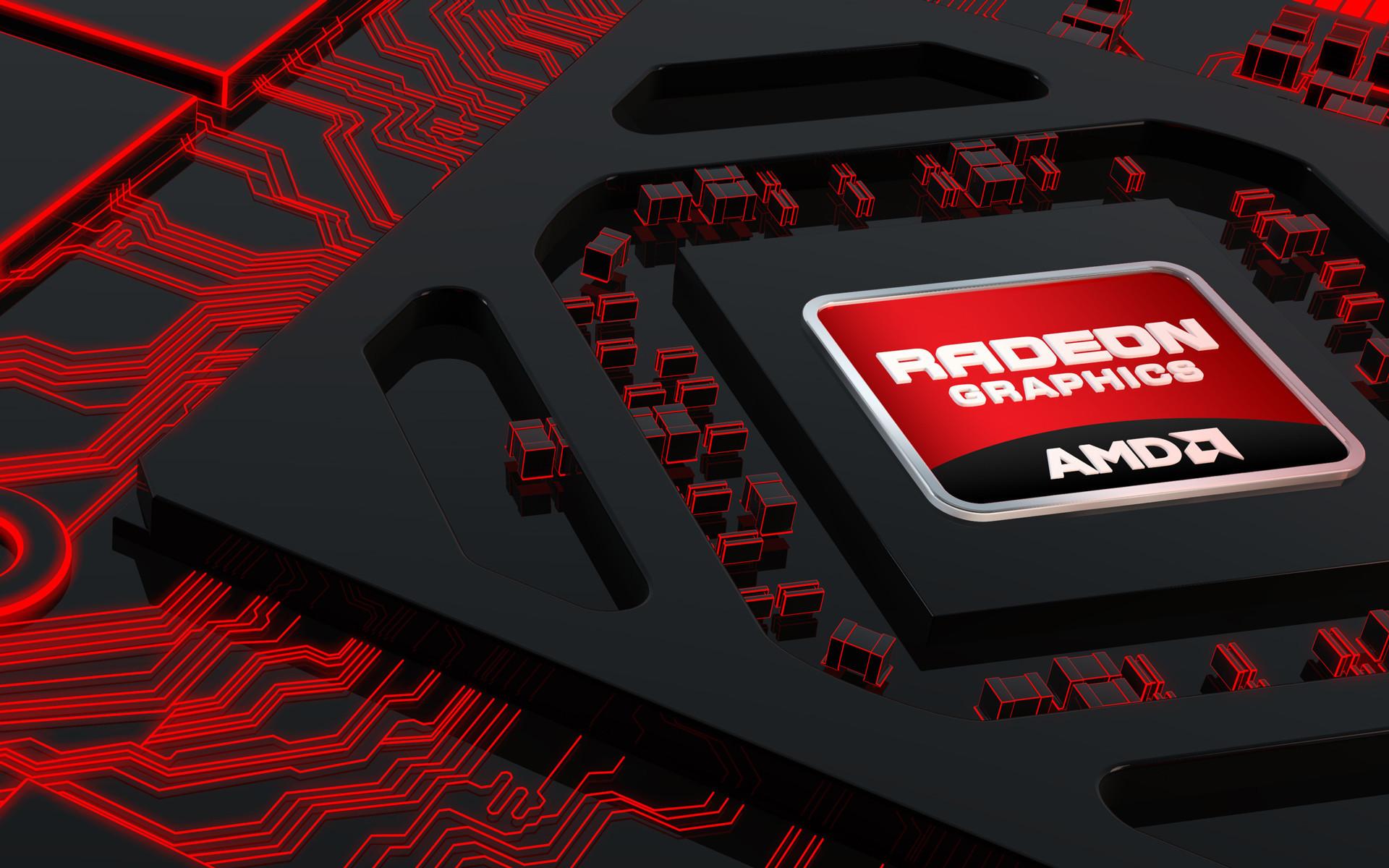 AMD Files Patent Infringement Complaint Against LG, Vizio, Others