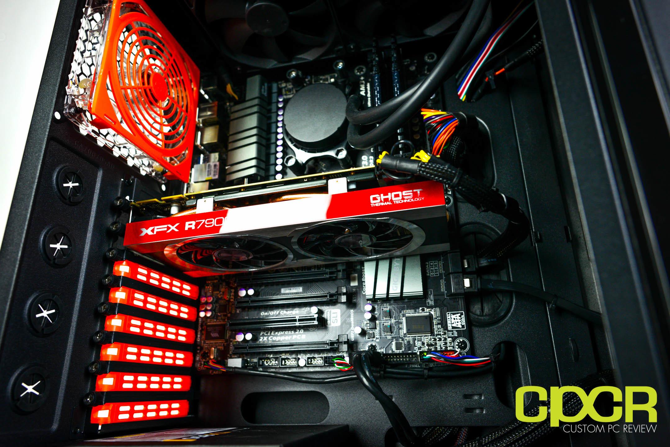 Review: CyberPowerPC Zeus EVO Lightning 2000 SE Gaming PC .