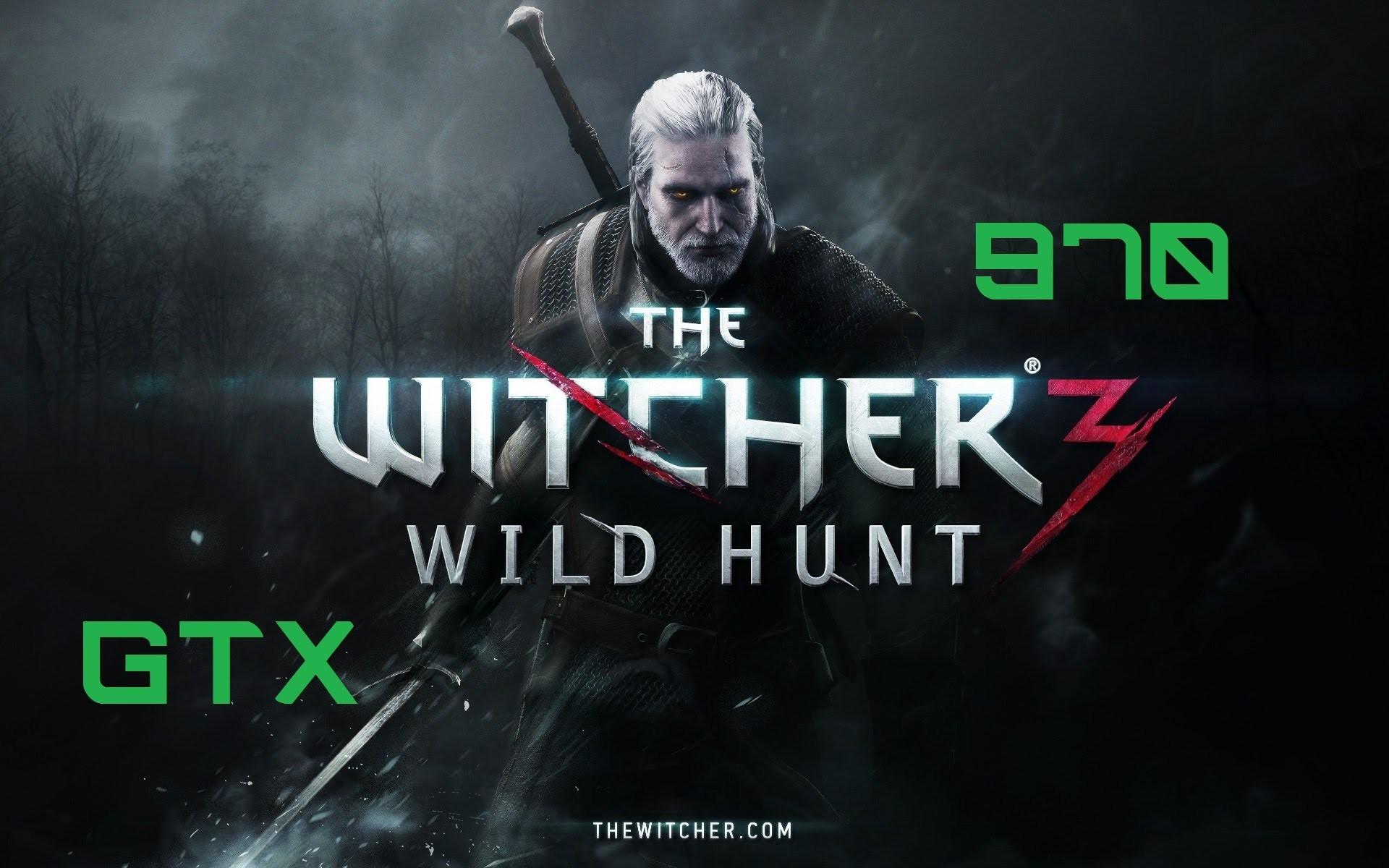 The Witcher 3 GTX 970/AMD FX 9370 @5.0 2k Gameplay (Test)HD