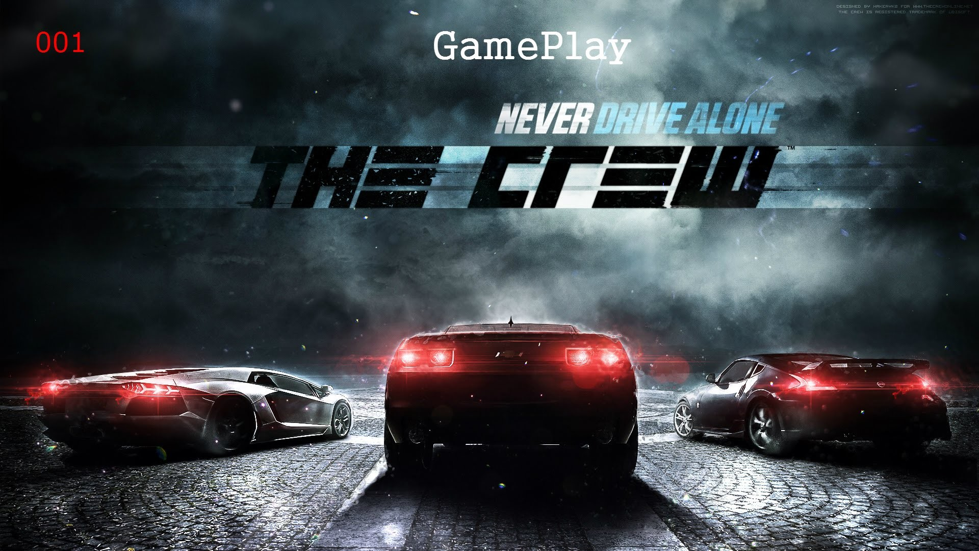 The Crew PC Gameplay #1 MSI 970 Gaming + AMD FX 8350@4.8ghz