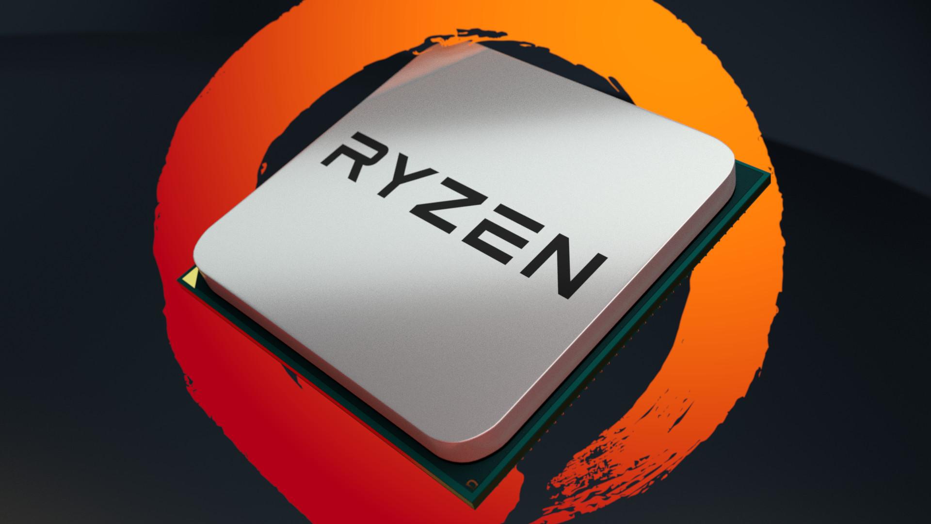 PhotoMy rendered 1080p wallpaper of Ryzen …