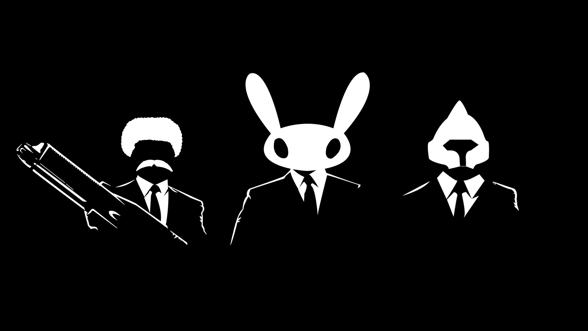 … Suit Wallpaper (HD) by RayBBITS
