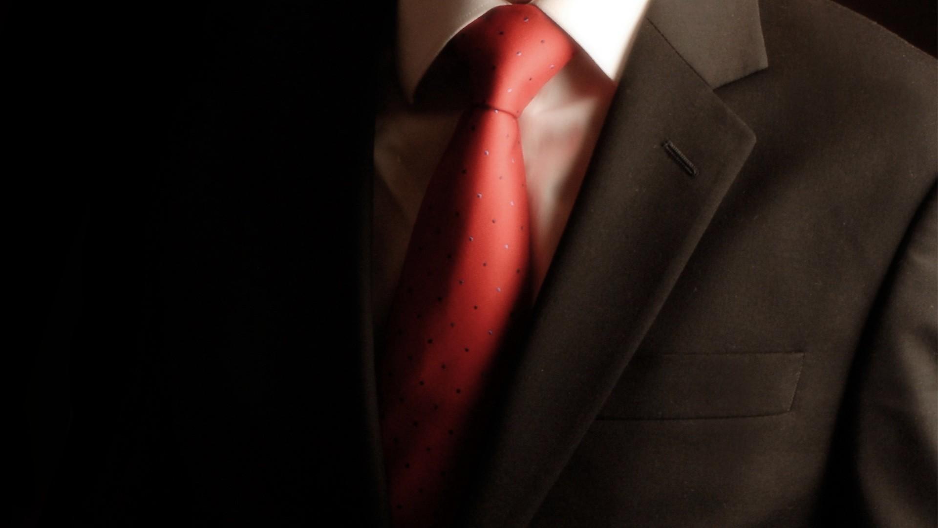 Agent 47 Hitman Pices Suit Tie Tuxedo