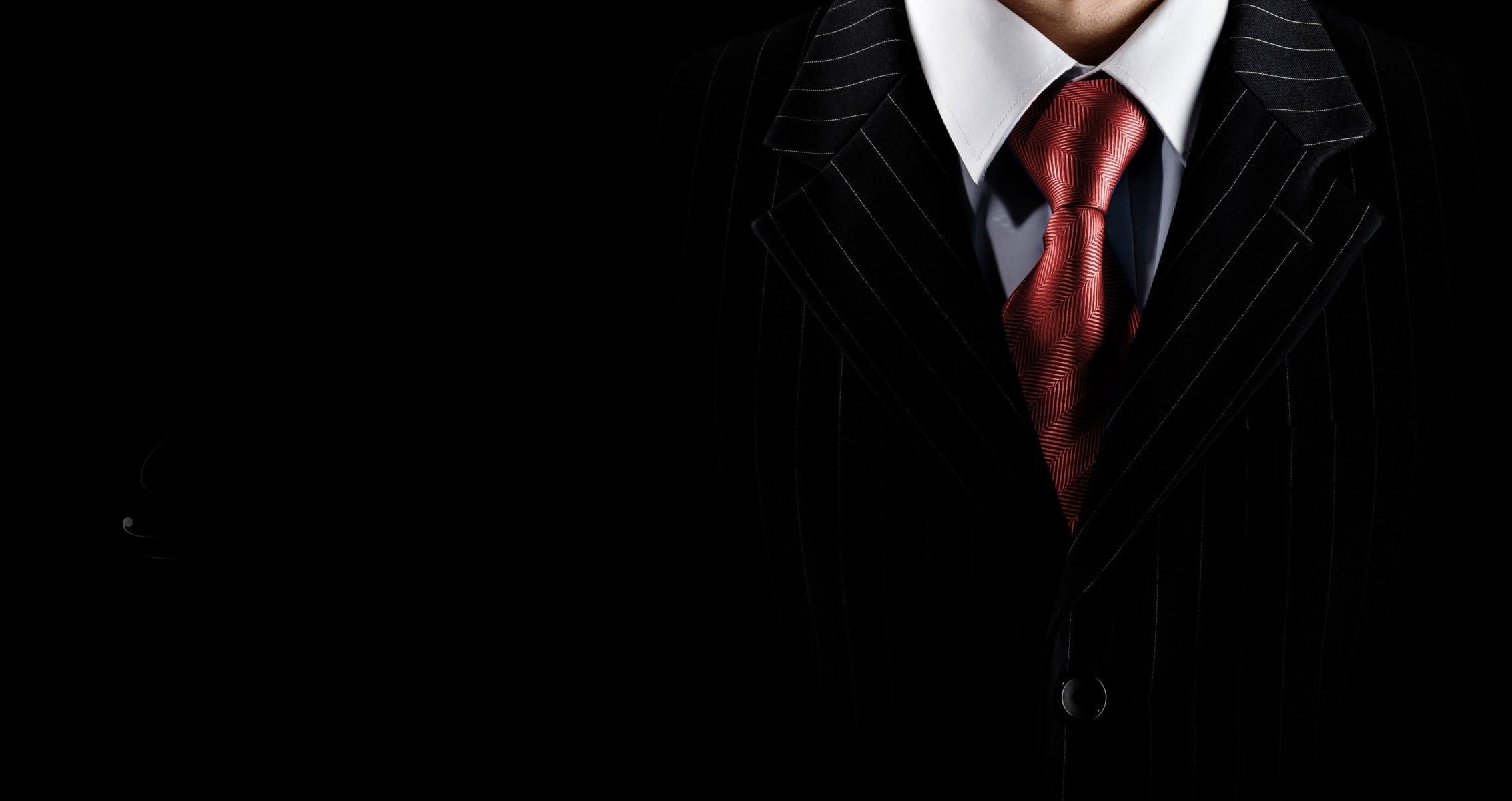 suit tie elegance shirt