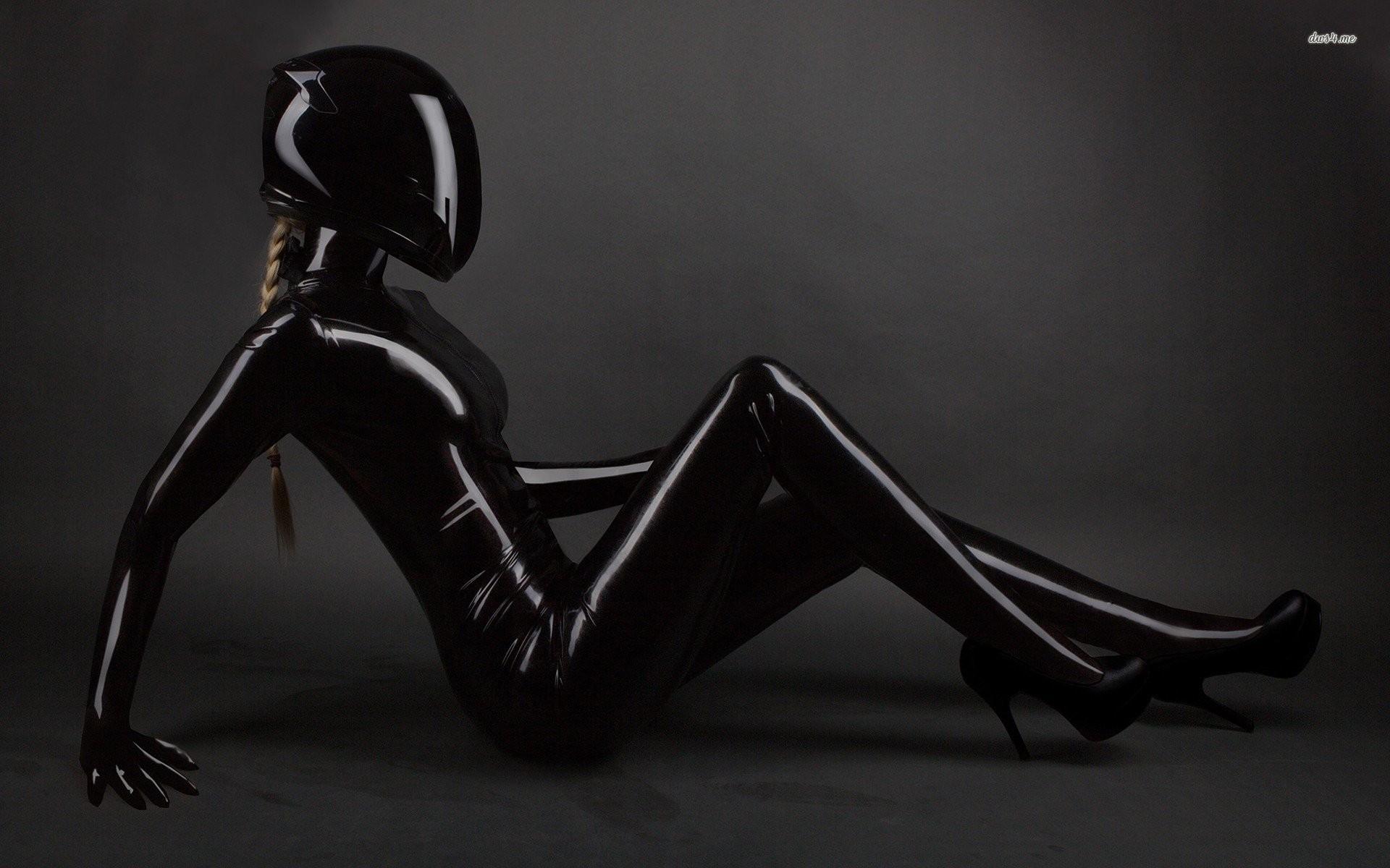 Latex Suit 708920