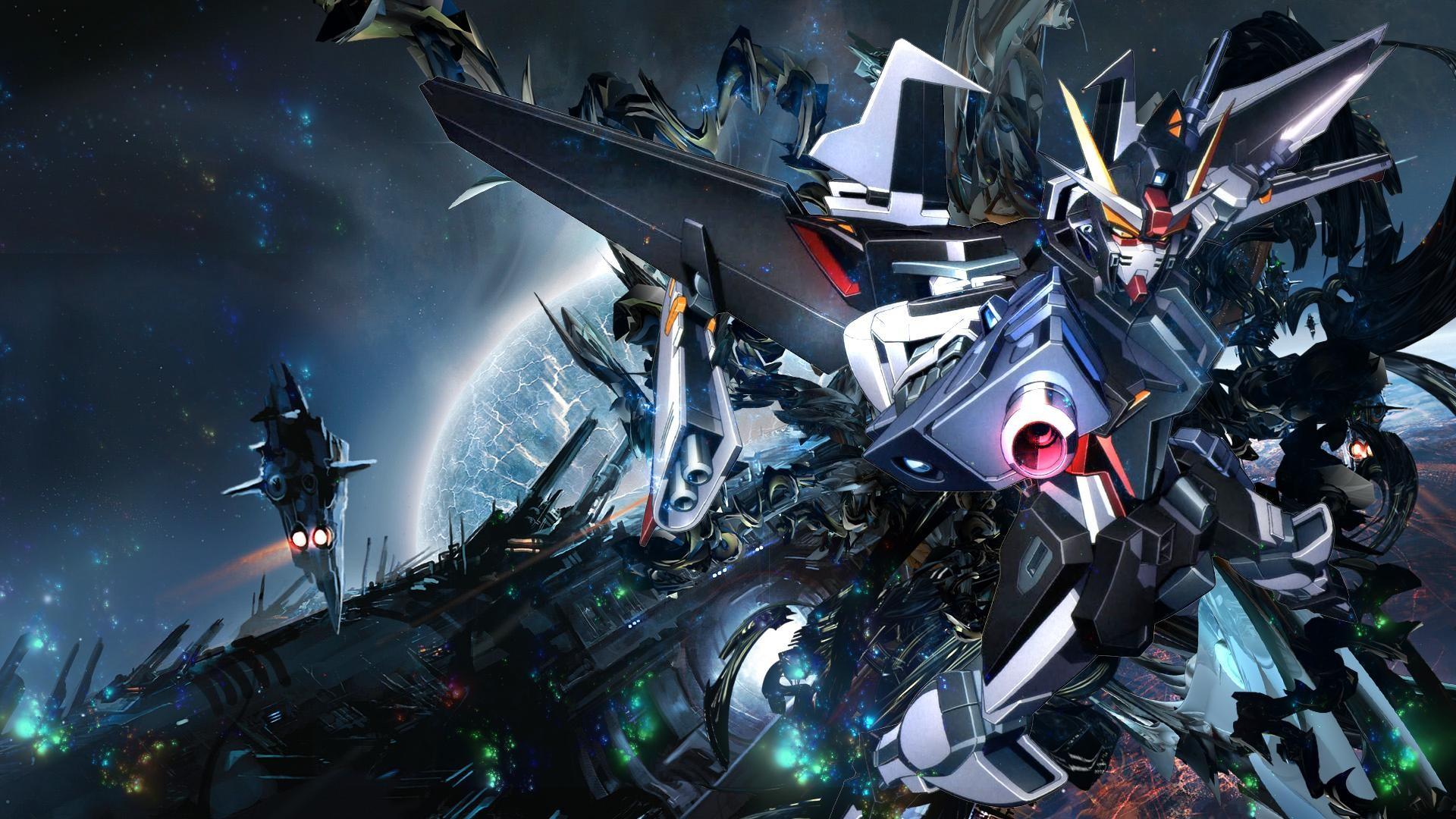 Mobile Suit Gundam Wallpapers Desktop Background As Wallpaper HD