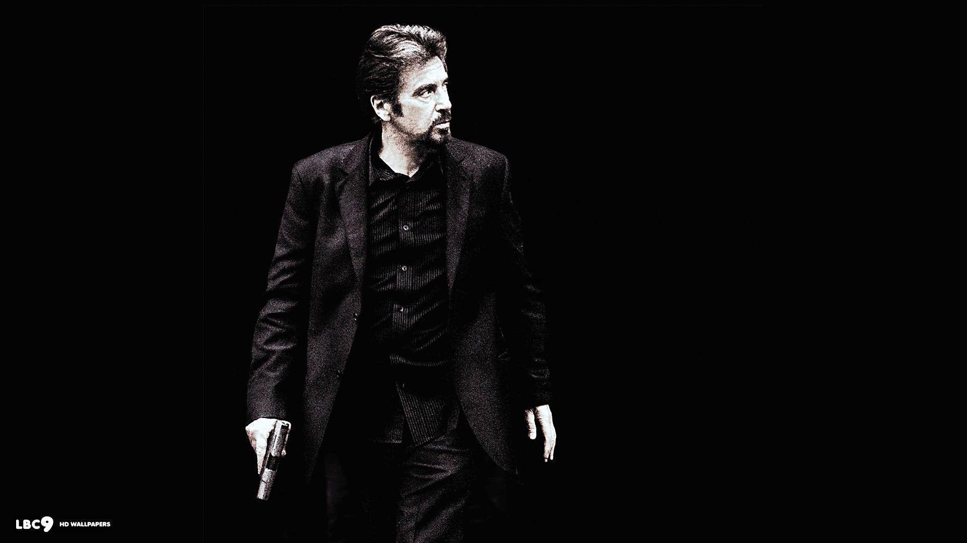 Al Pacino Gangster Wallpaper