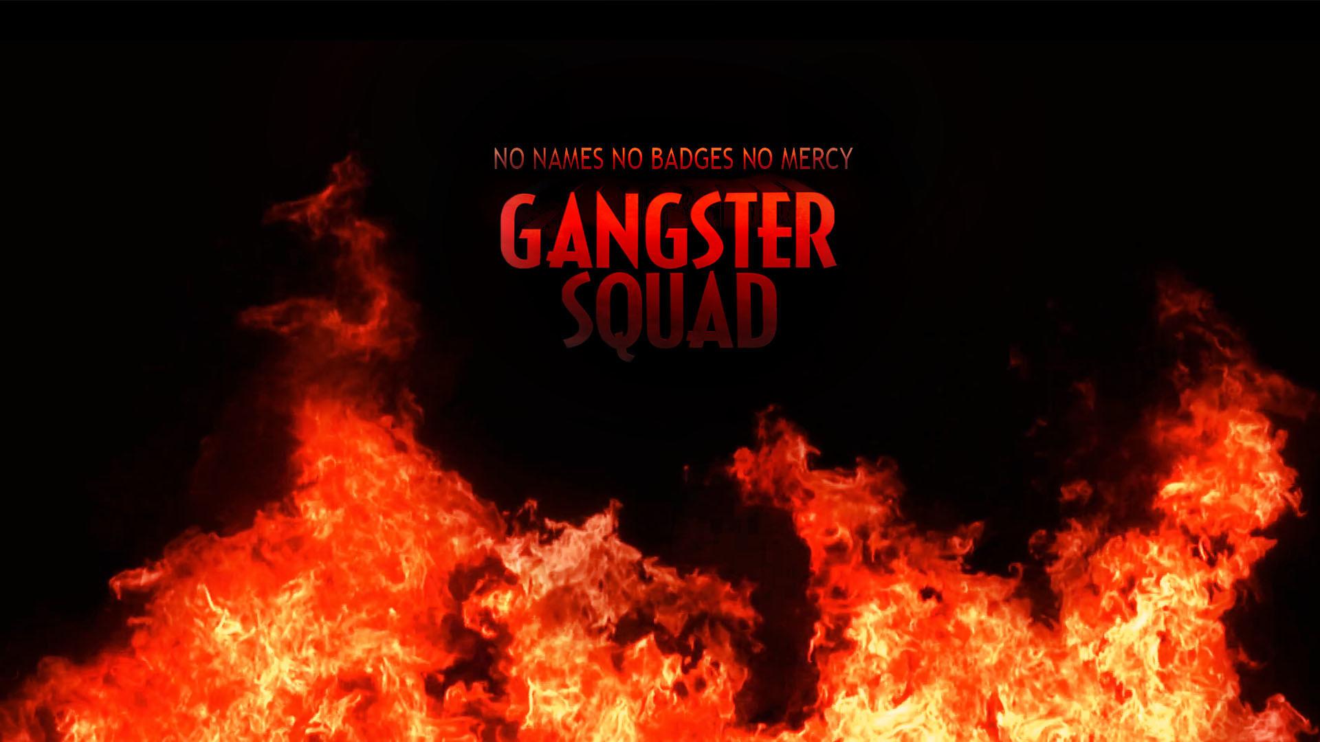 Gangster Wallpaper Gangster squad wallpaper by